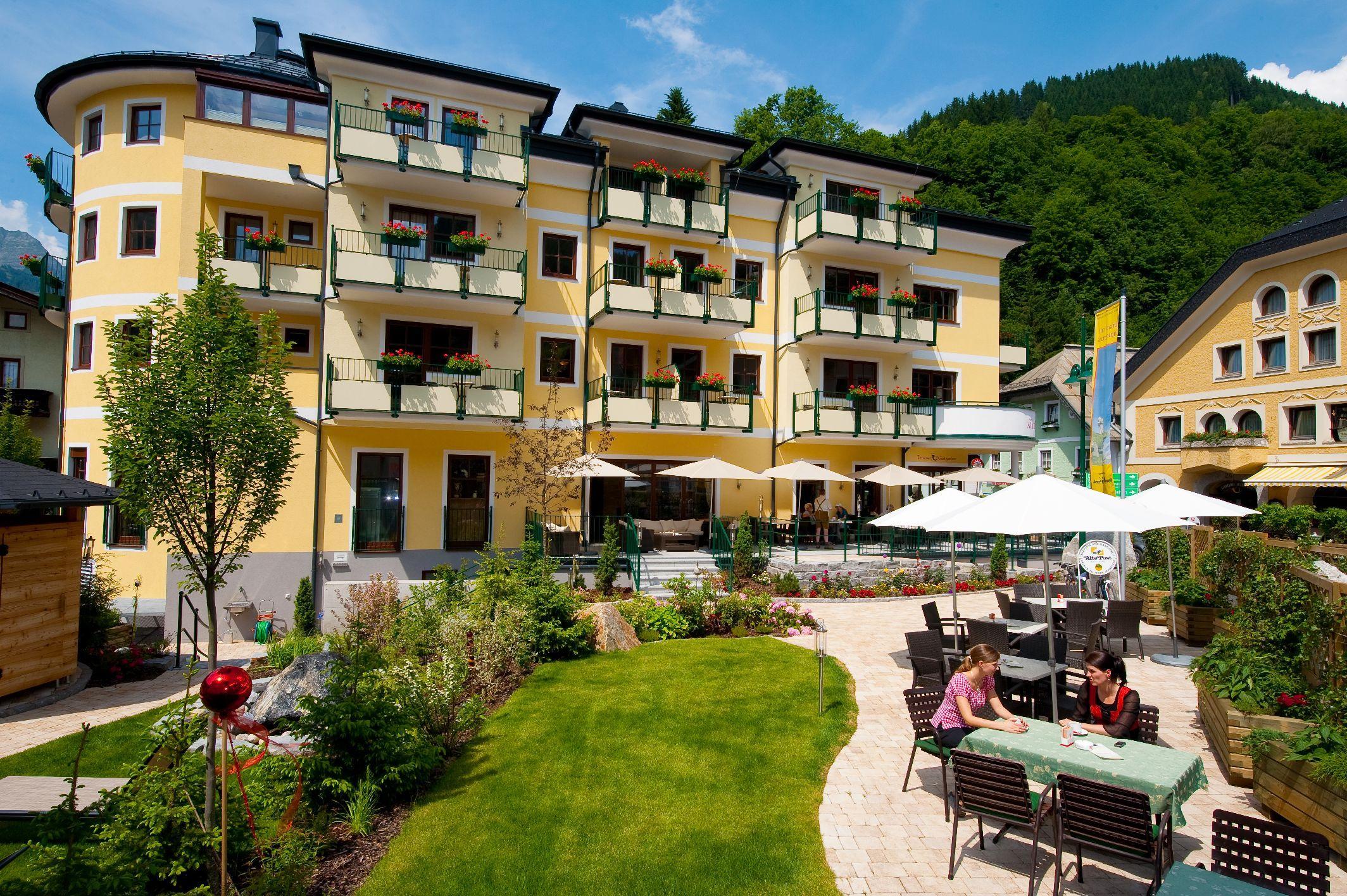 Hotel alte post in gro arl holidaycheck salzburger for Design hotel salzburger land