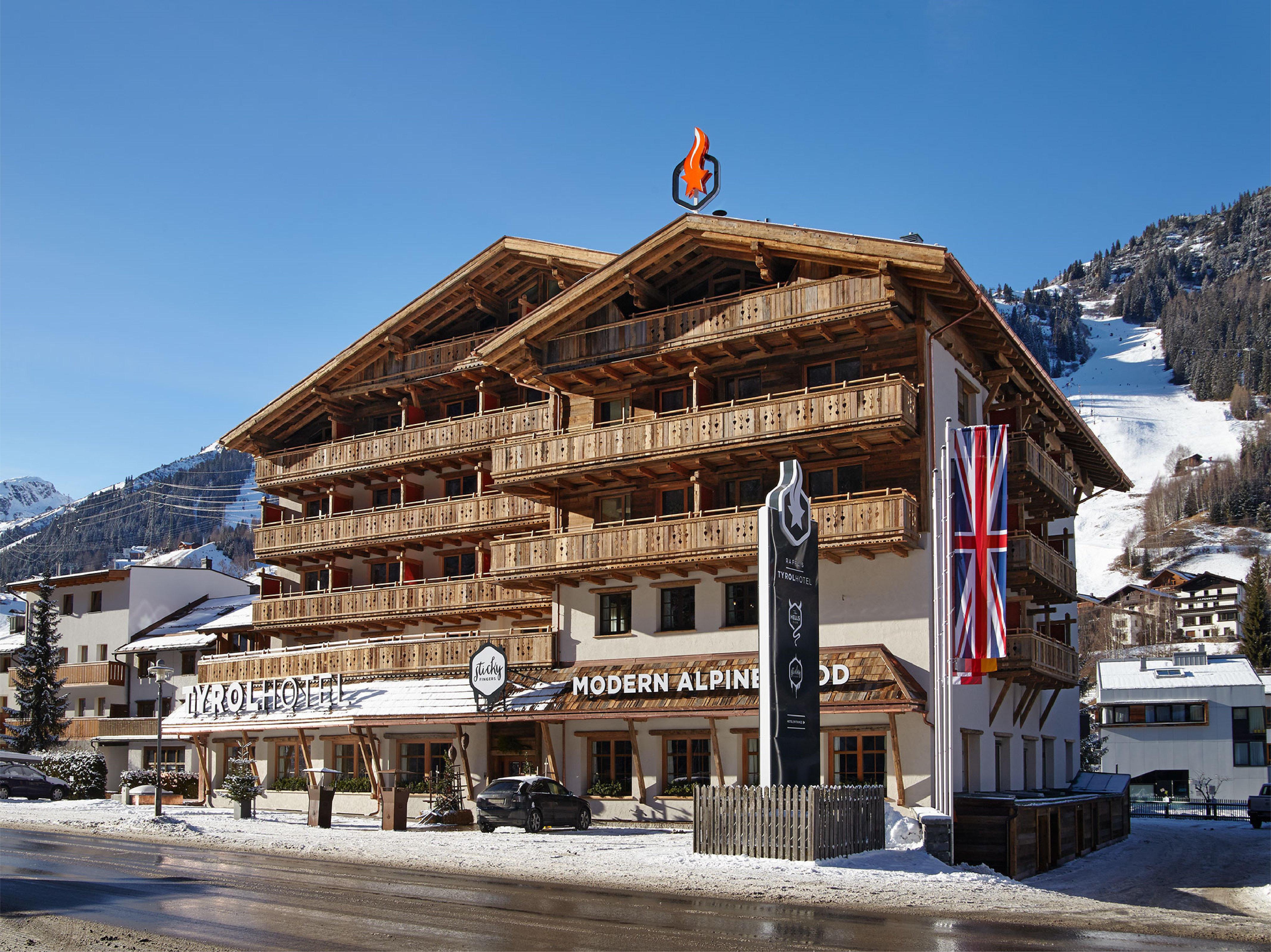 Hotel St Anton Am Arlberg Holidaycheck