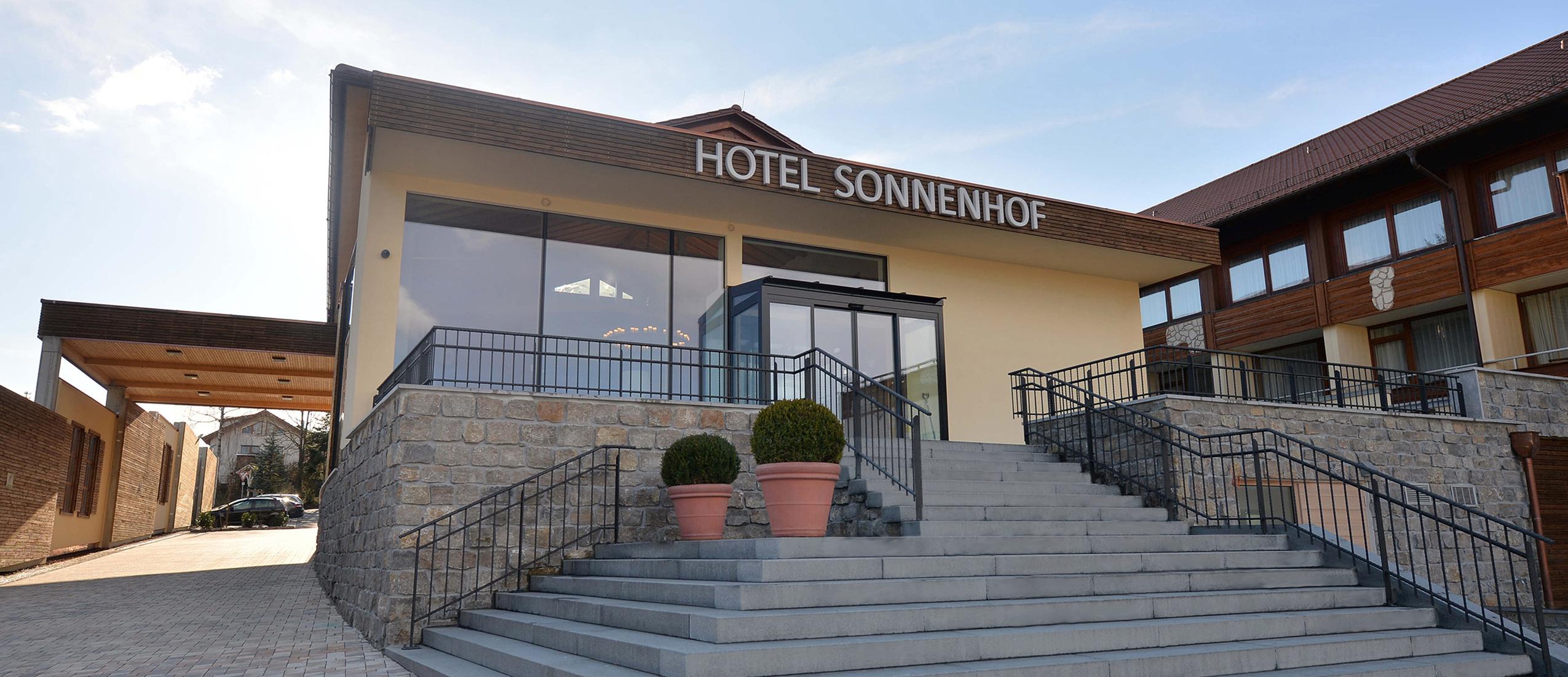 Hotel Sonnenhof in Aspach • HolidayCheck | Baden