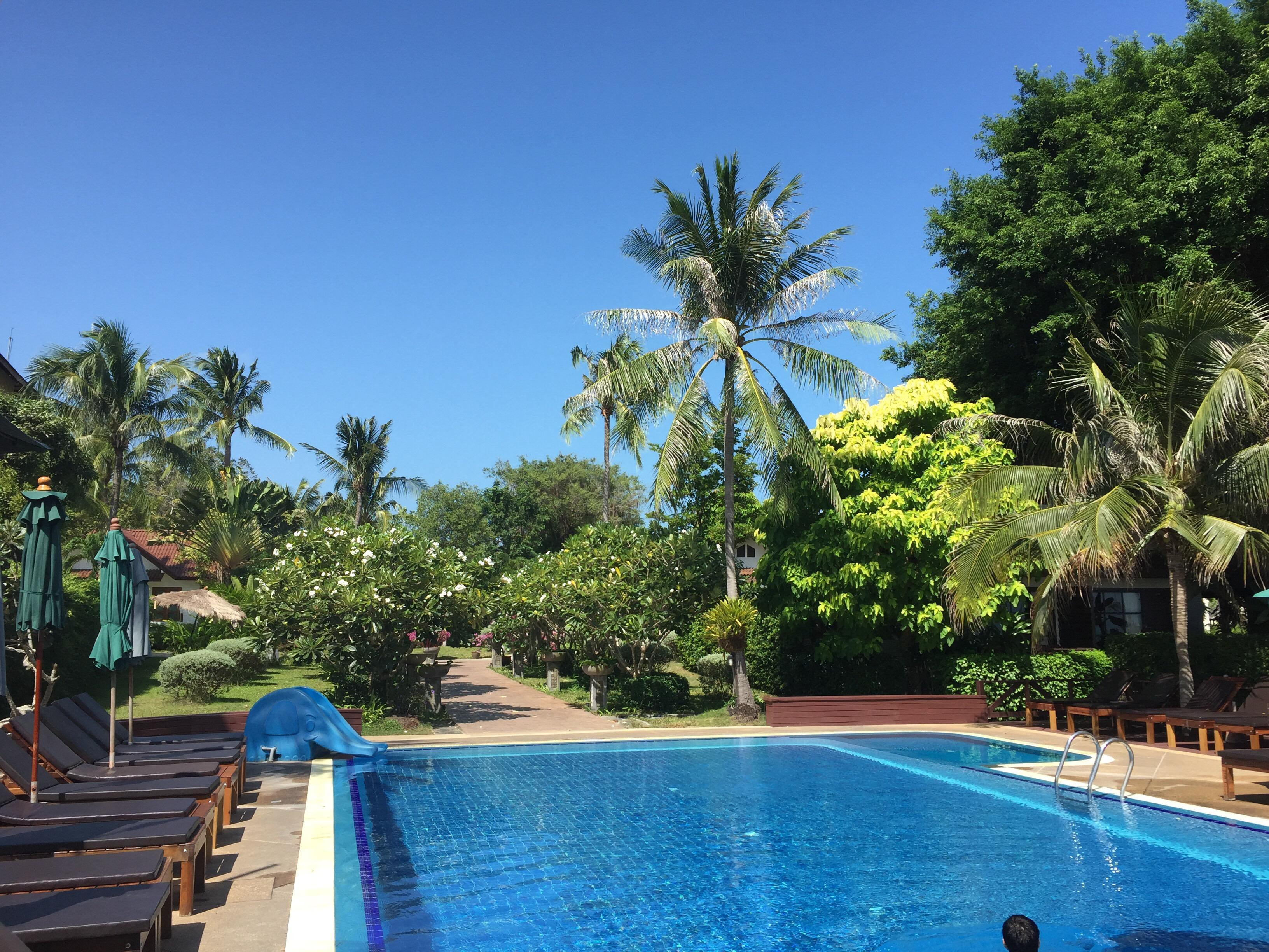 Coco Palm Beach Resort Samui Holidaycheck
