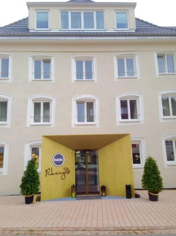 Hotel Rheingold Gailingen Am Hochrhein Deutschland
