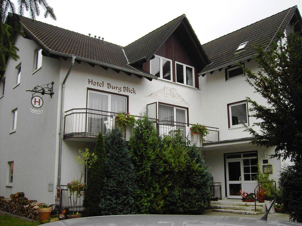 Hotel Burgblick Bad Munster Am Stein Ebernburg