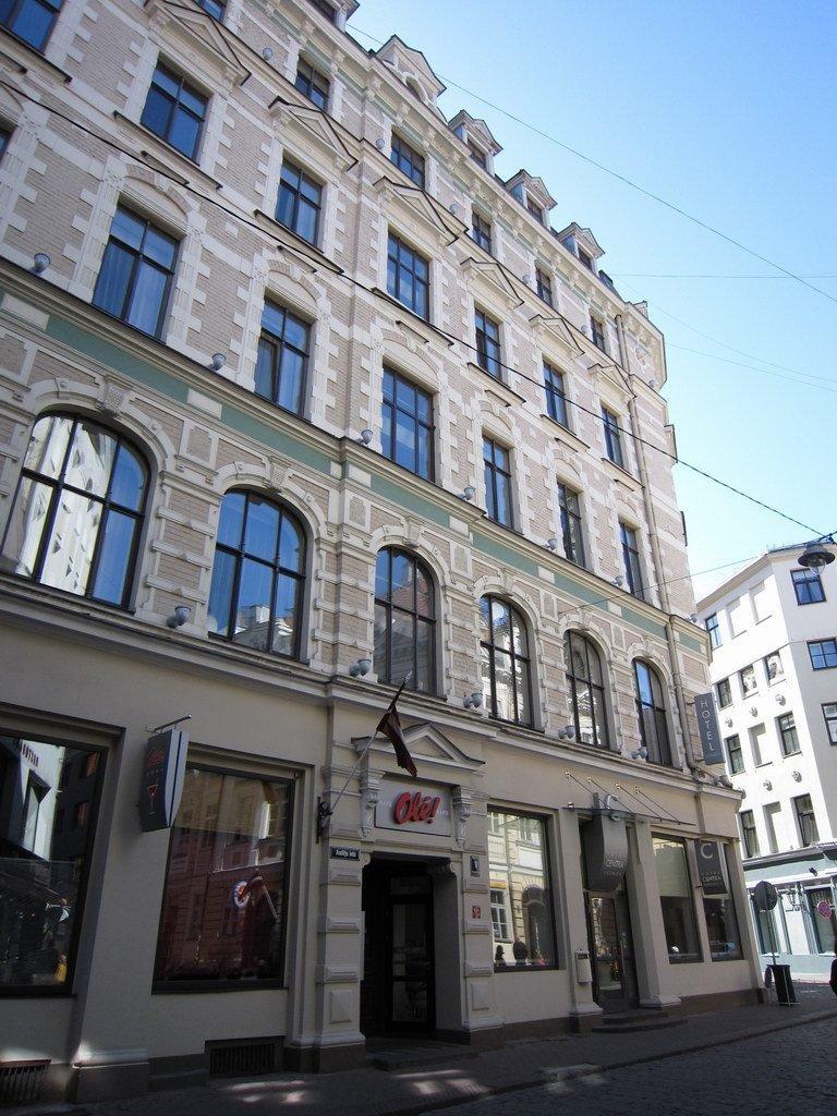 Sterne Hotel Riga