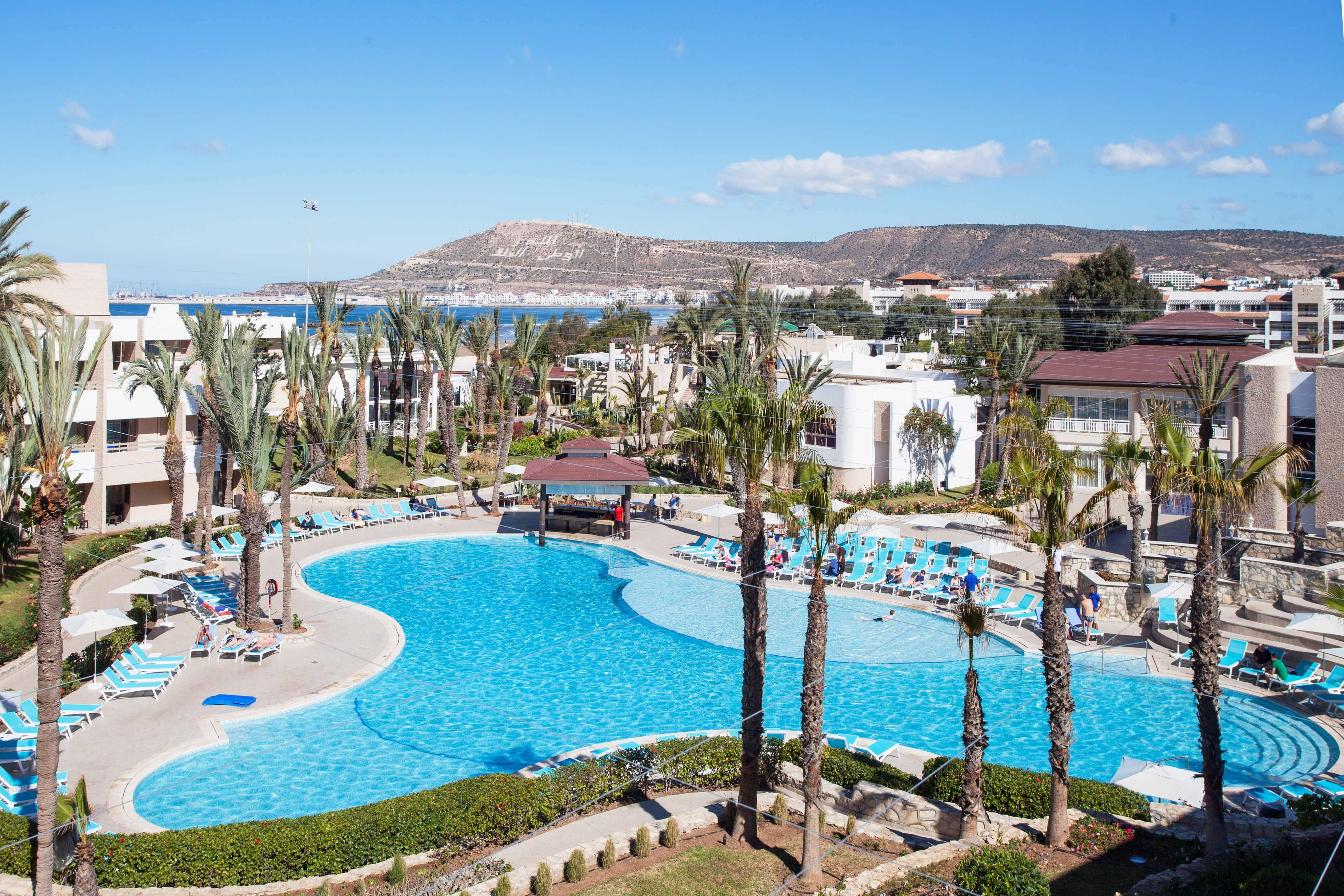 Les Dunes D Or Hotel And Spa Agadir