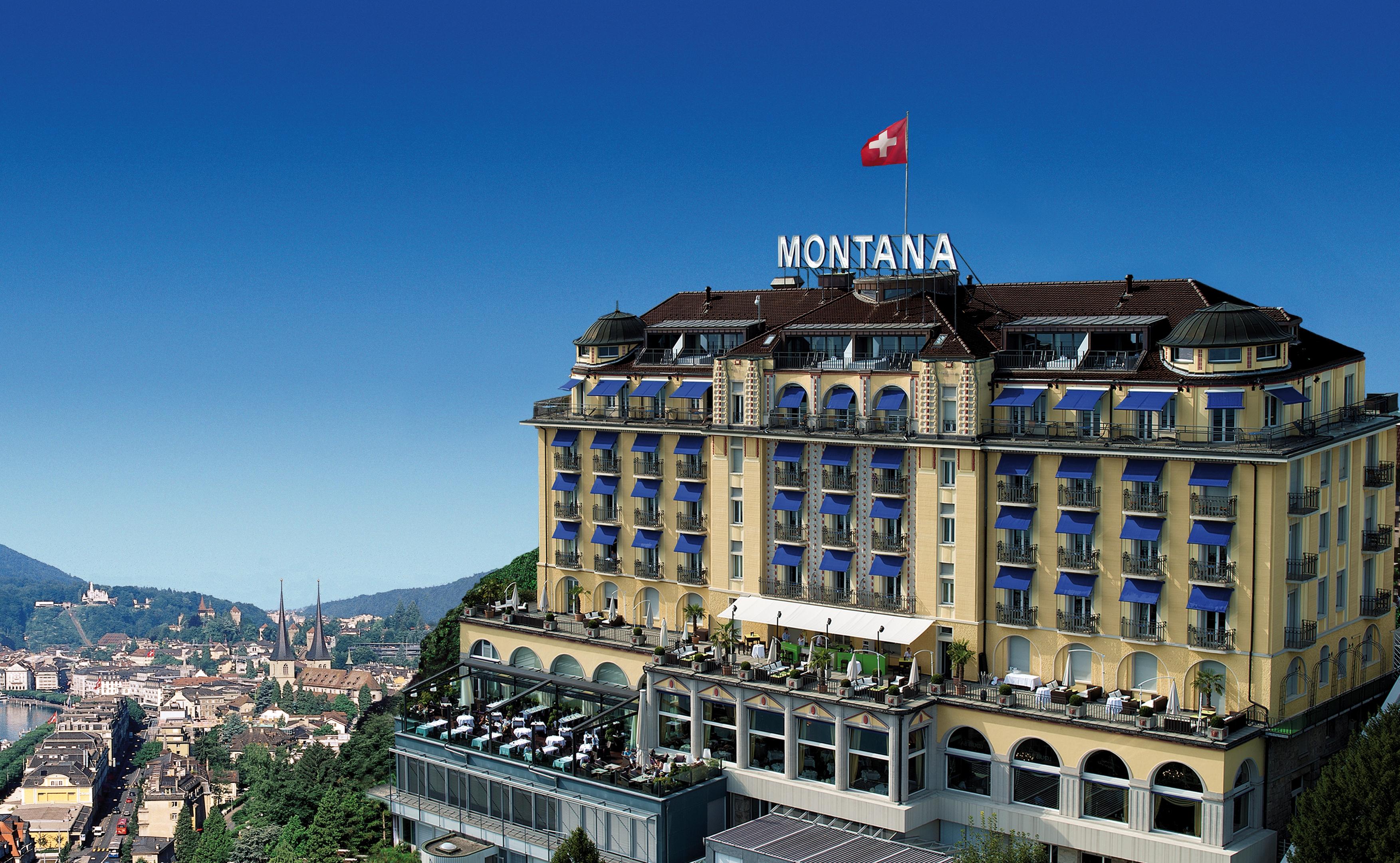 Lake Lucerne Hotels
