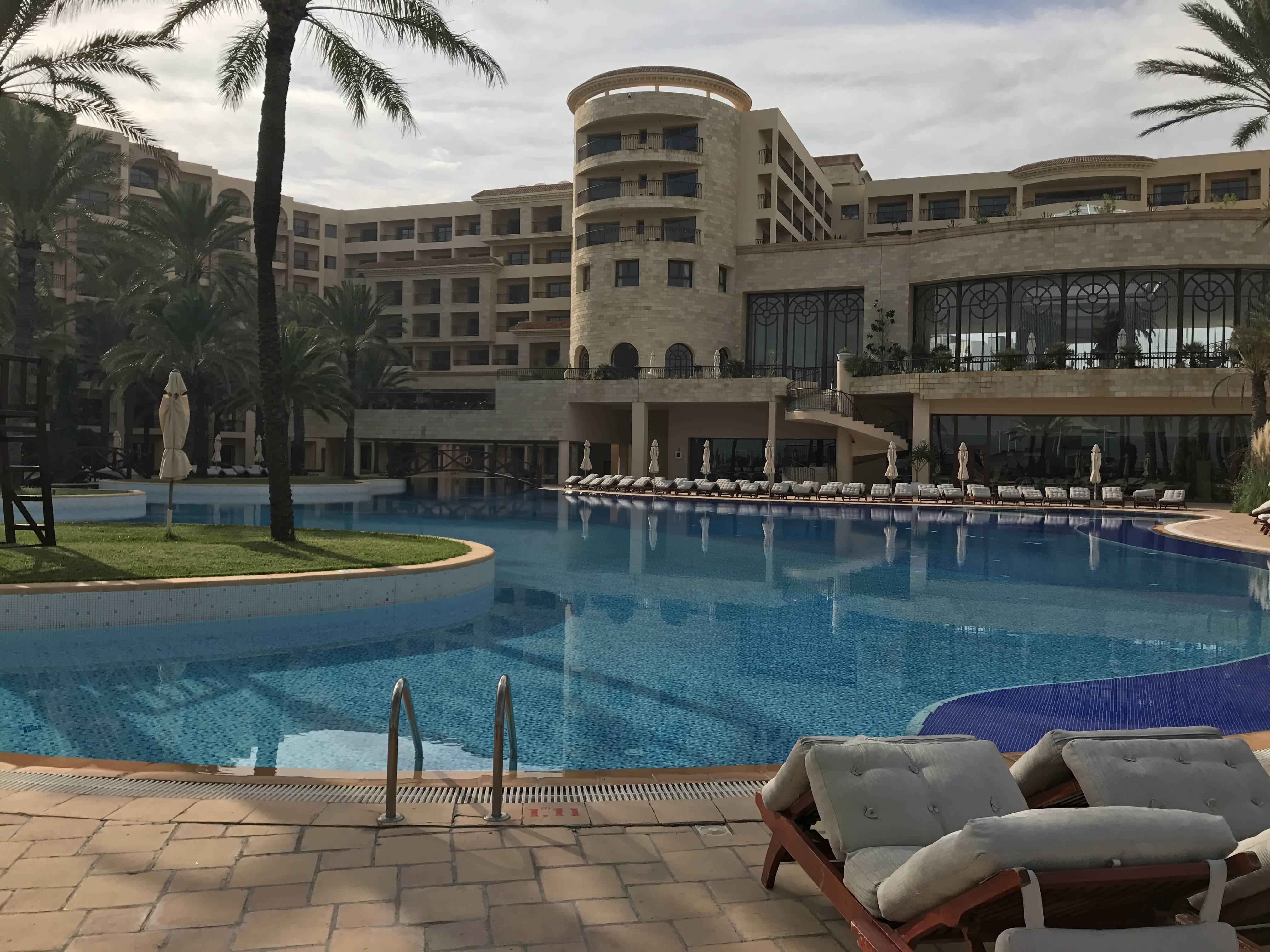 Hotel Movenpick Resort Spa Tunesien