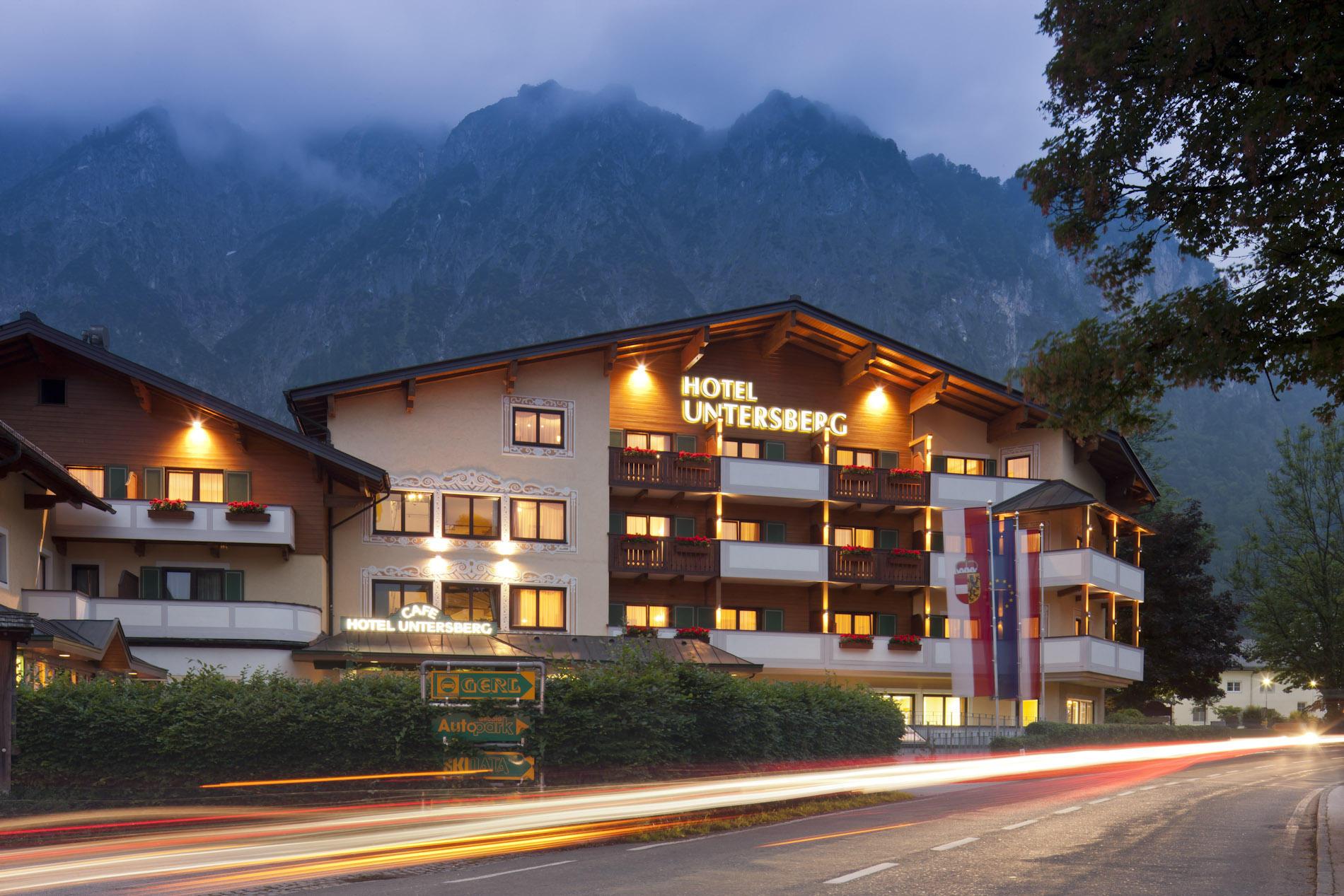 Hotel untersberg in gr dig holidaycheck salzburger for Design hotel salzburger land