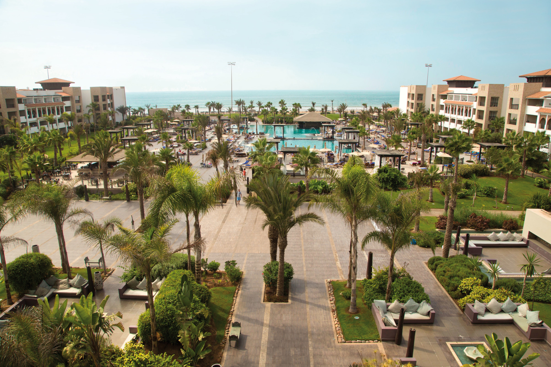 Hotels In Agadir  Sterne