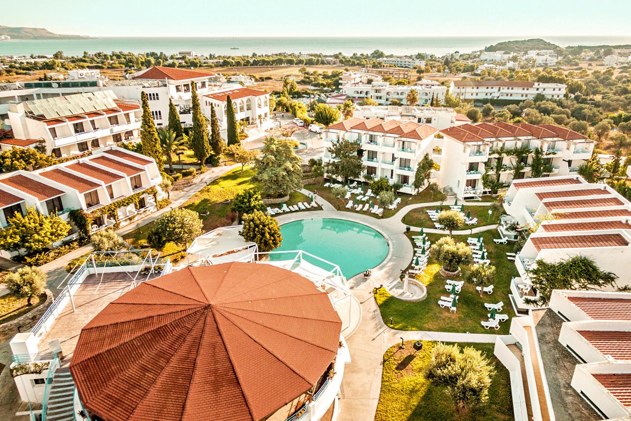Sterne Hotel Rhodos Faliraki