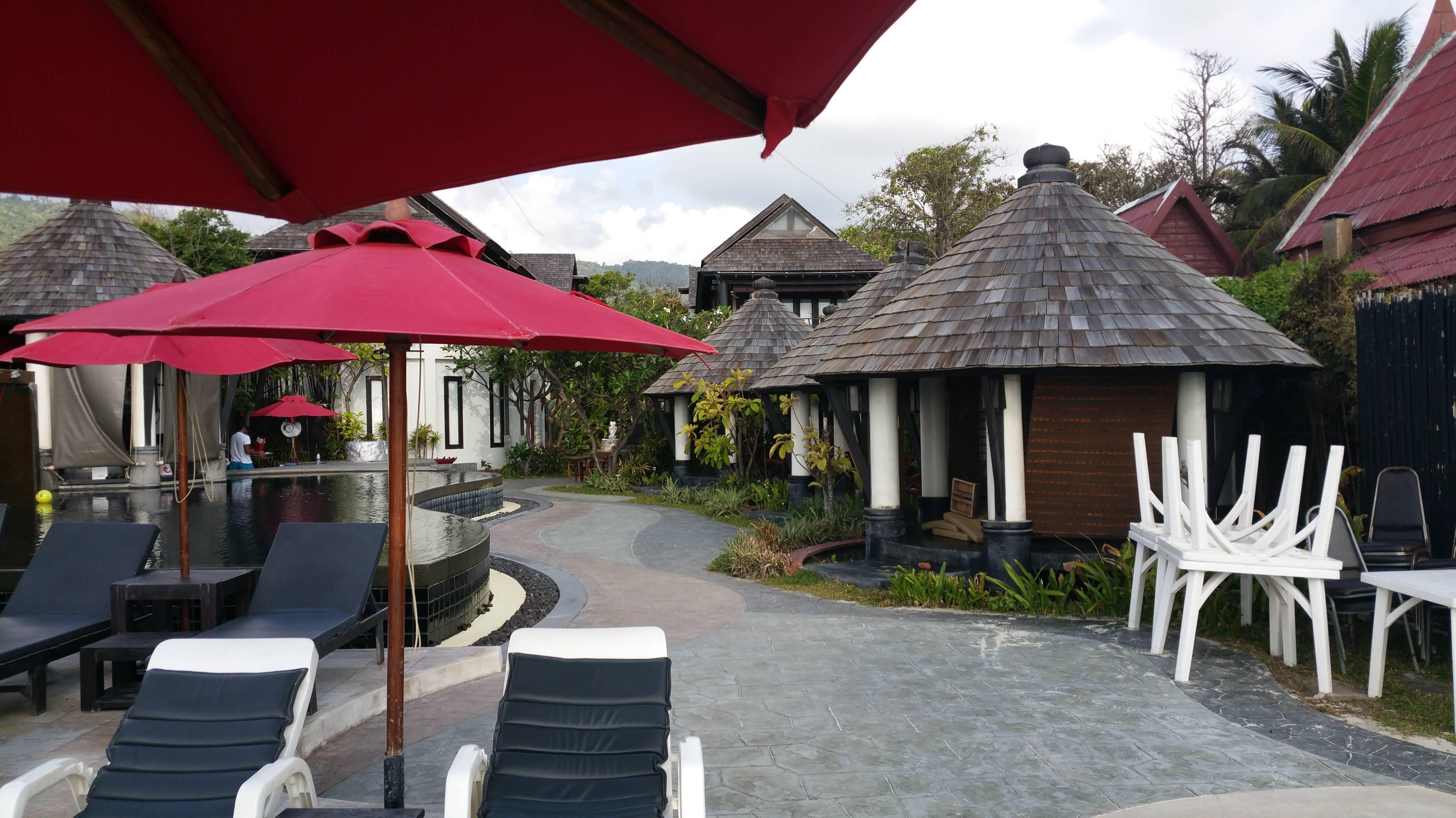 Hotel kirikayan boutique resort in chaweng beach for Boutique hotel pauschalreise
