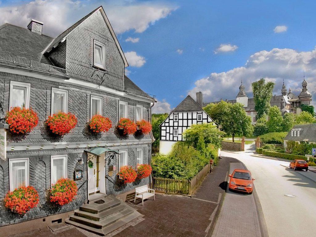 Hotel Pension Haus Erna Bad Berleburg