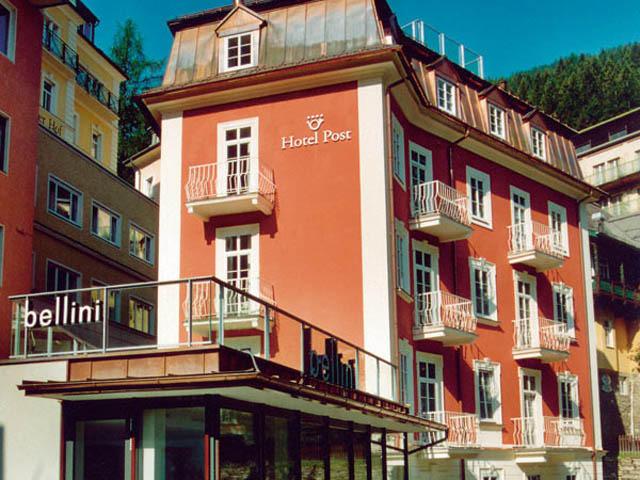 Hotel post in bad gastein holidaycheck salzburger land for Design boutique hotels bad hofgastein