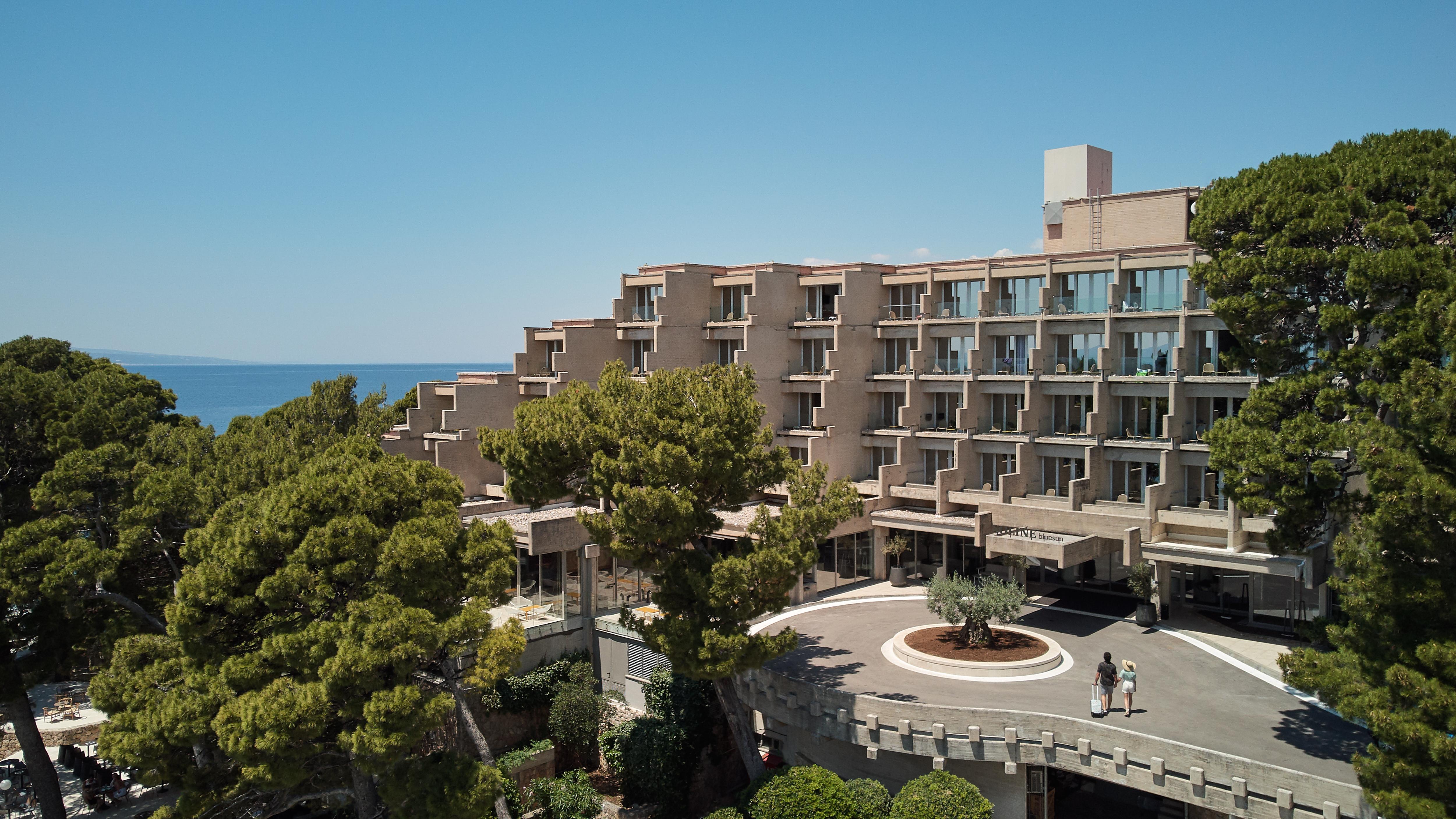 Sterne Hotels Brela Kroatien