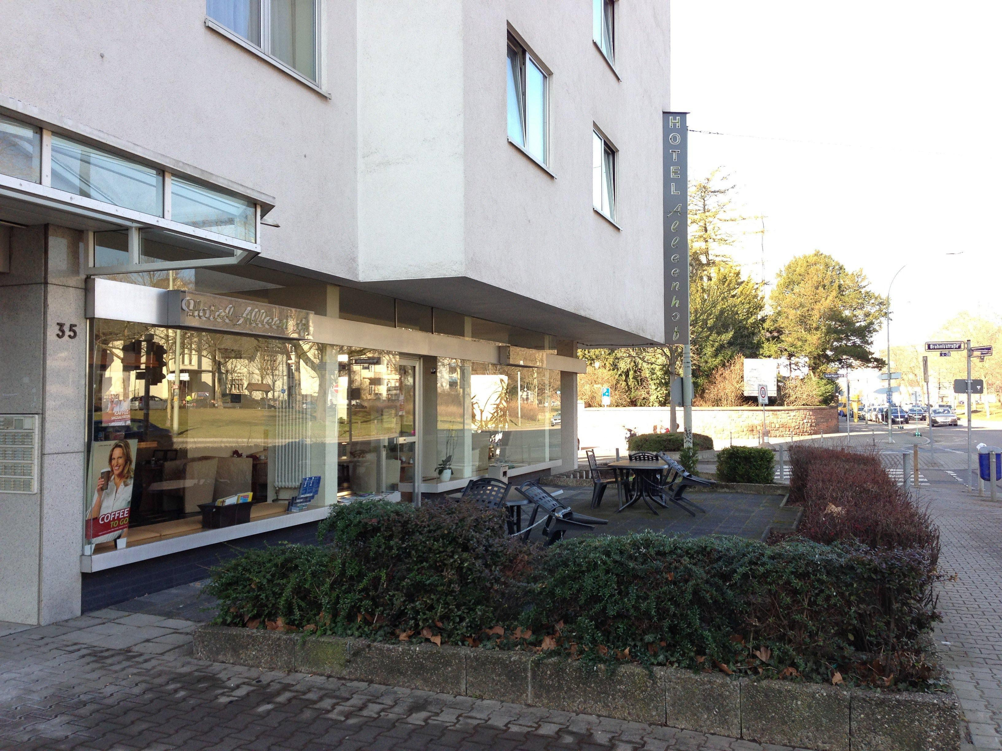 Hotel Alleenhof Frankfurt
