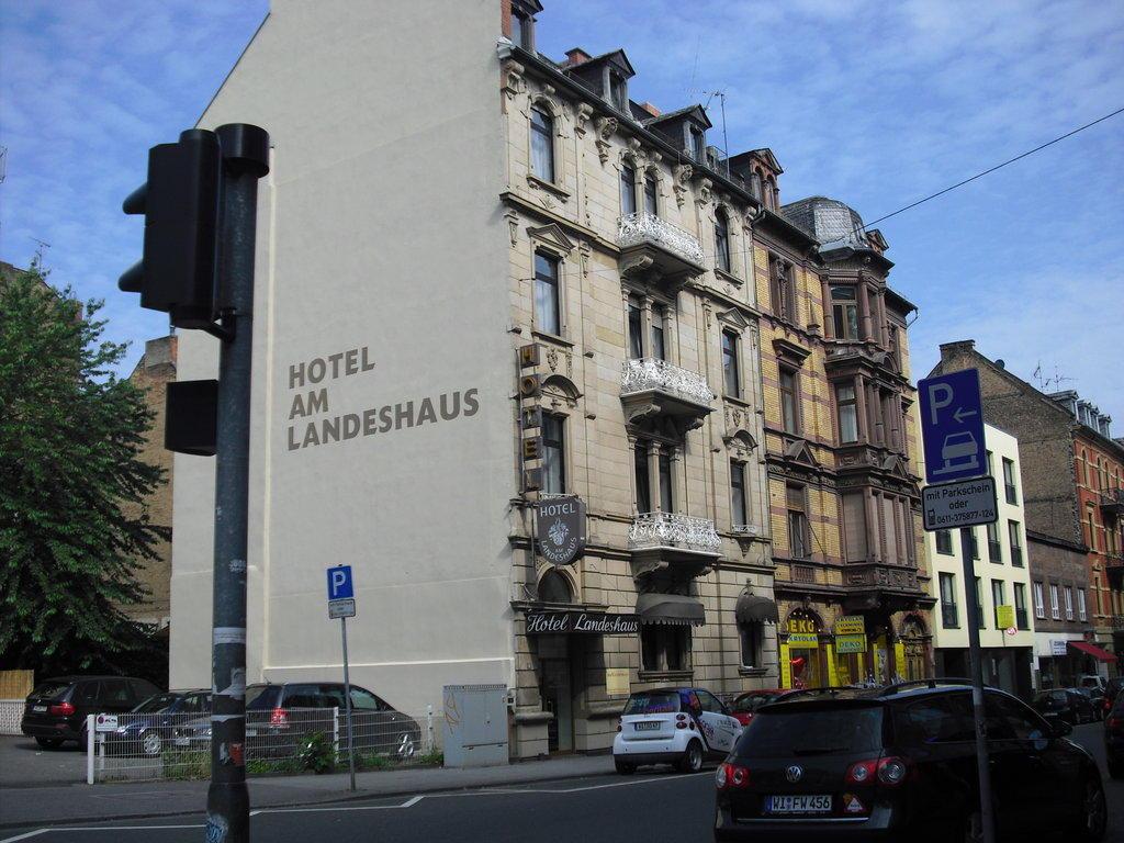 hotel am landeshaus in wiesbaden holidaycheck hessen deutschland. Black Bedroom Furniture Sets. Home Design Ideas