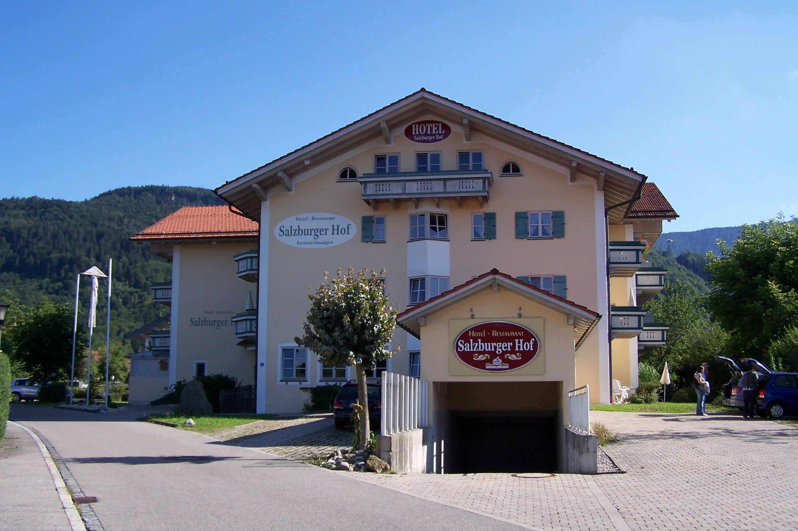 hotel salzburger hof in bergen chiemgau holidaycheck. Black Bedroom Furniture Sets. Home Design Ideas
