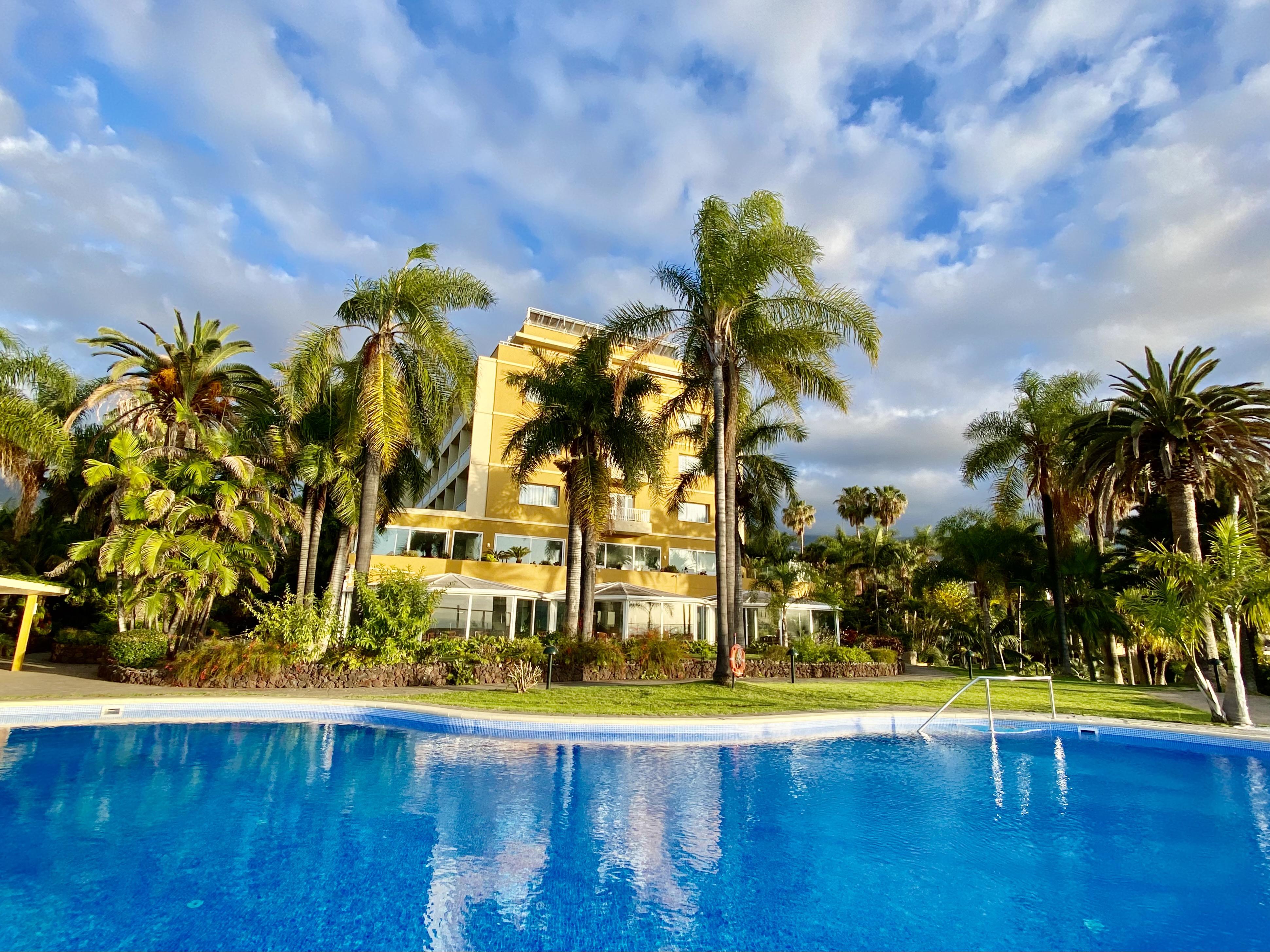Hotel Tigaiga In Puerto De La Cruz Holidaycheck