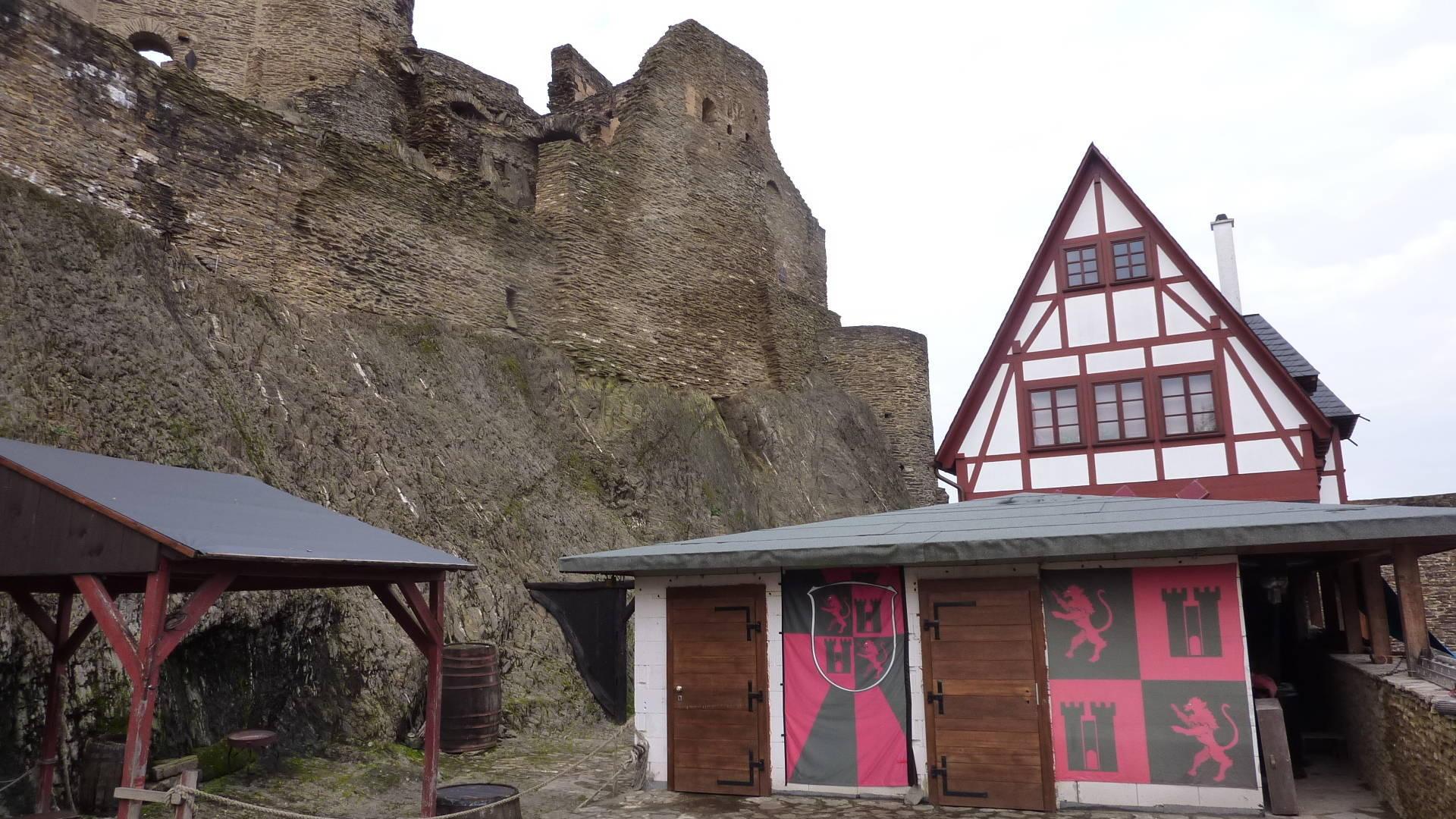 Burghotel Rheinland Pfalz