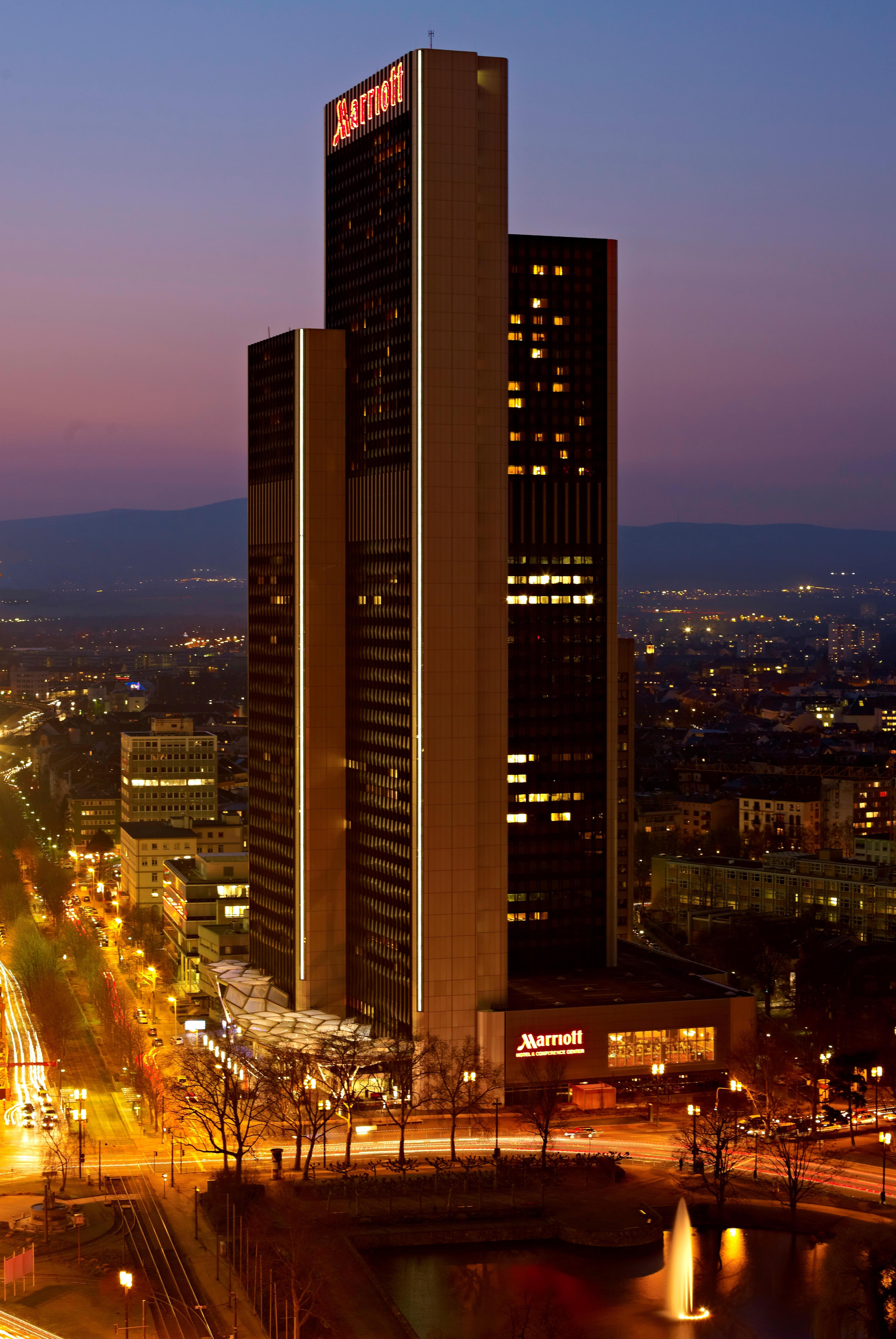 Marriott Hotel Hamburger Allee