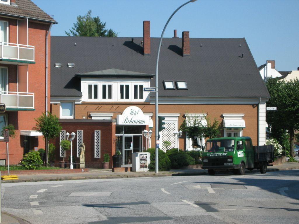 Hotel Behrmann Hamburg Blankenese