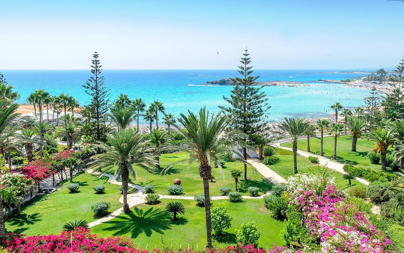 Chypre Hotel Coral Beach