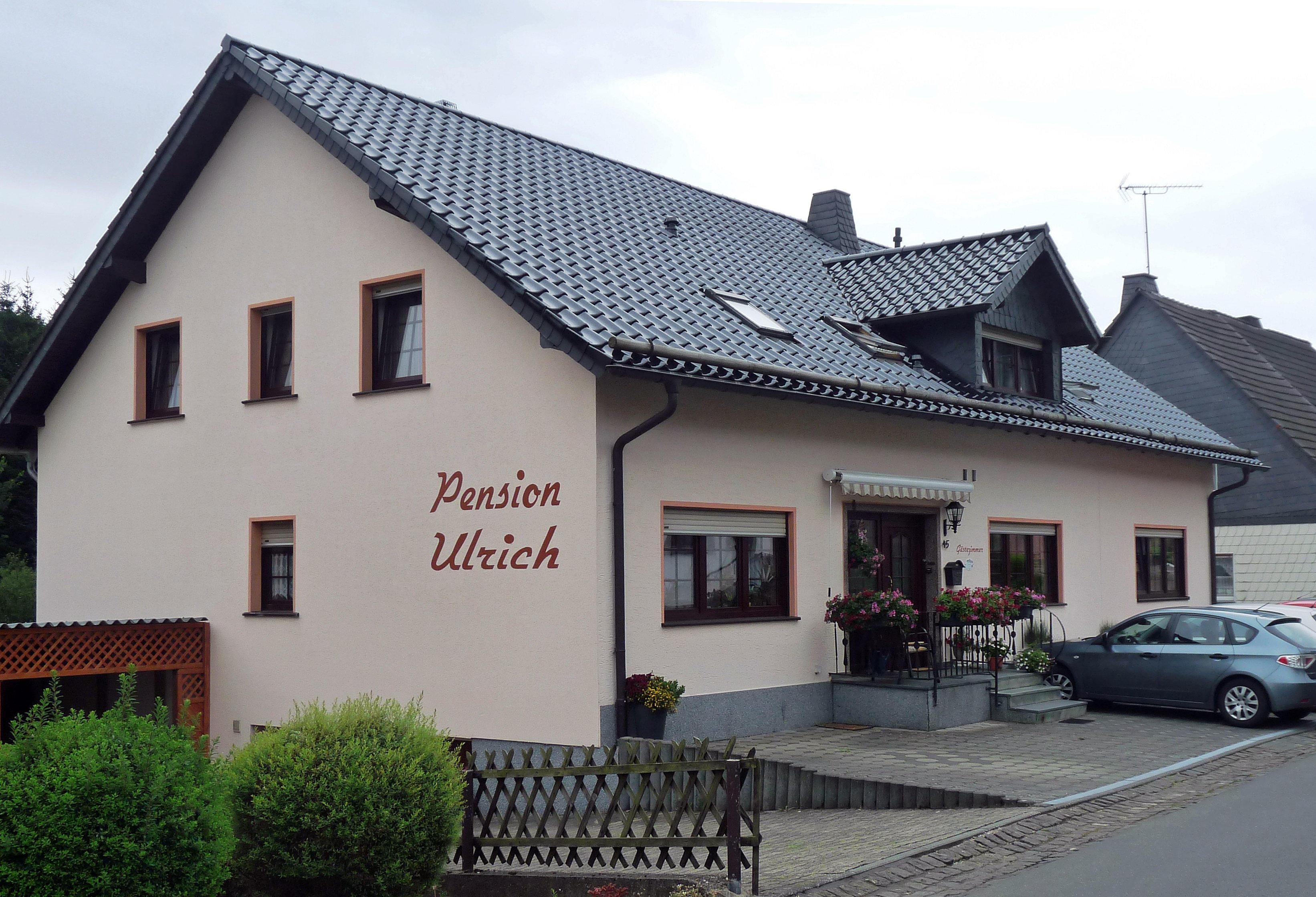 Hotel Pension Dahlem Zimmer