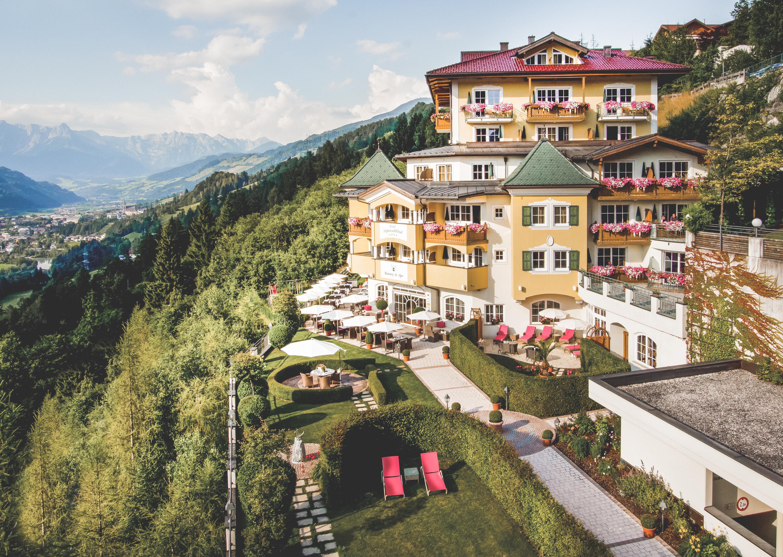 Hotel Alpenschlossl St Johann Im Pongau Salzburger Land Osterreich