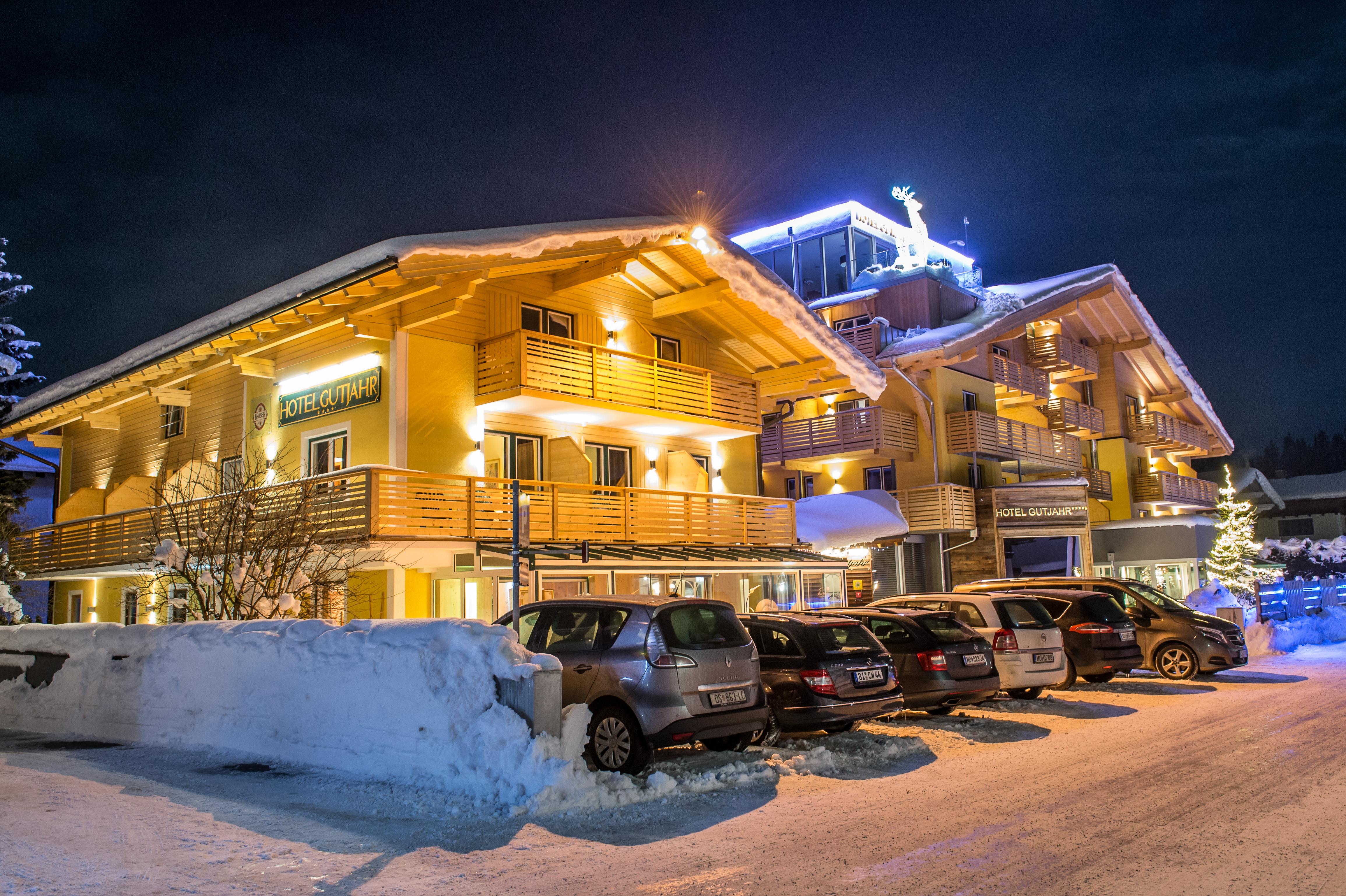 Hotel gutjahr in abtenau holidaycheck salzburger land for Design hotel niedersachsen