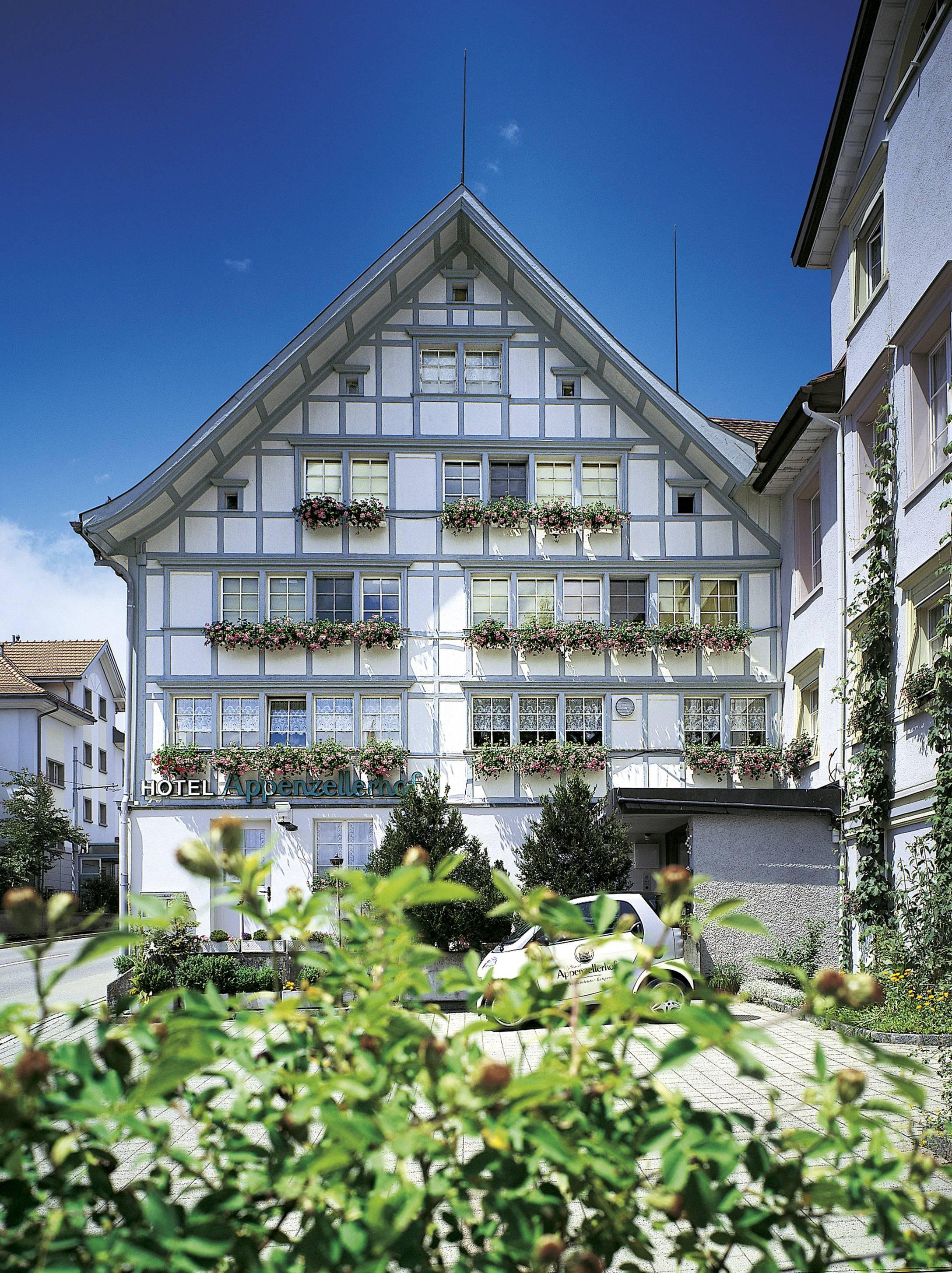 Hotel appenzellerhof in speicher holidaycheck kanton for Design hotel speicher 7