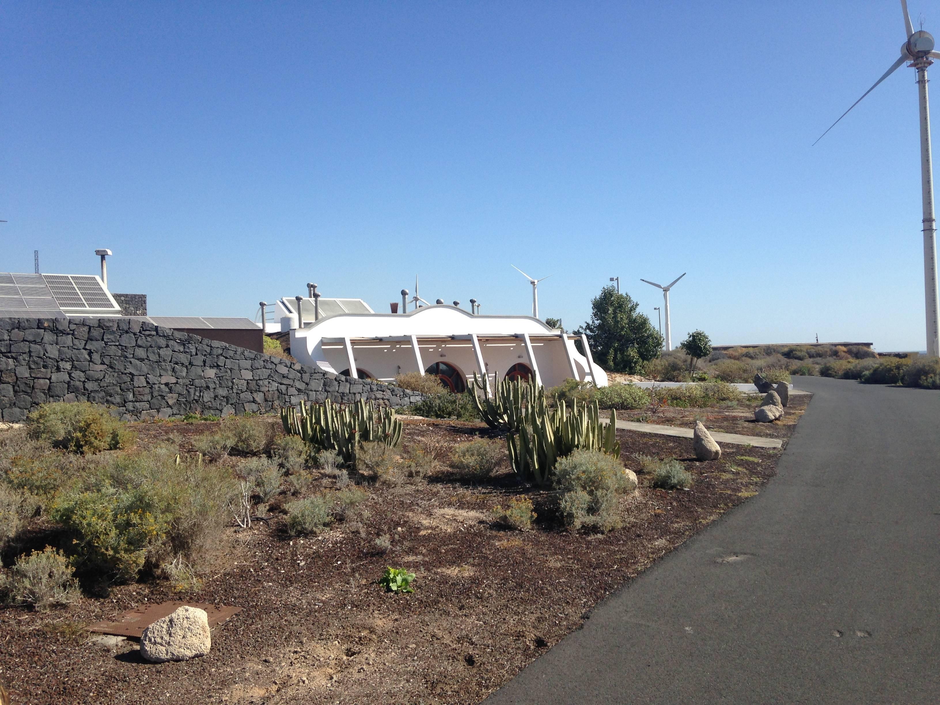 Casas bioclim ticas iter in el medano holidaycheck teneriffa spanien - Casas bioclimaticas iter ...