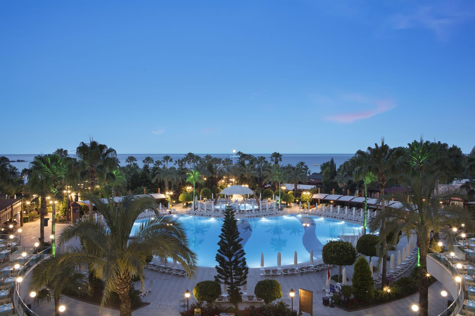 Saphir Resort Amp Spa In Okurcalar Holidaycheck