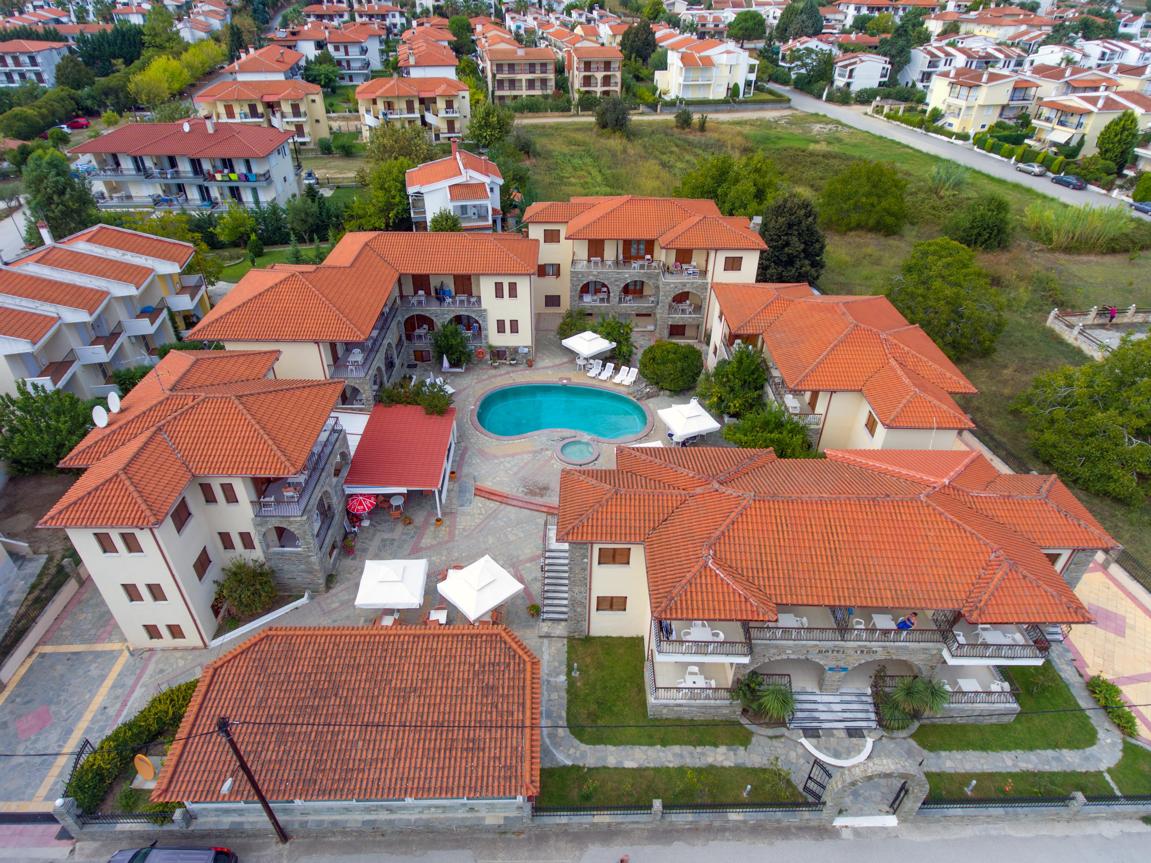 Hotel Argo In Siviris Holidaycheck Chalkidiki Griechenland