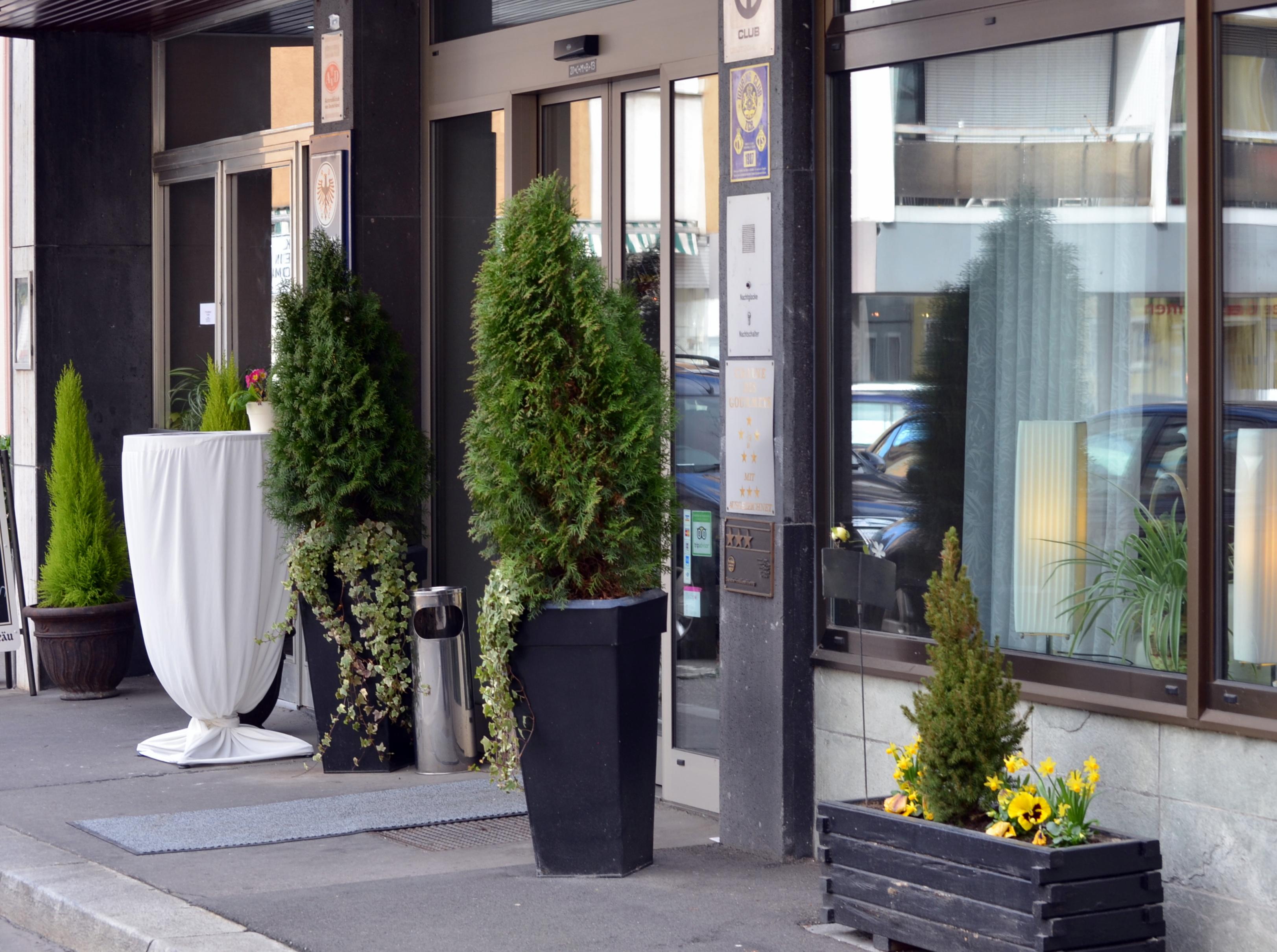 Hotel franziskaner in w rzburg holidaycheck bayern for Wurzburg umgebung hotel