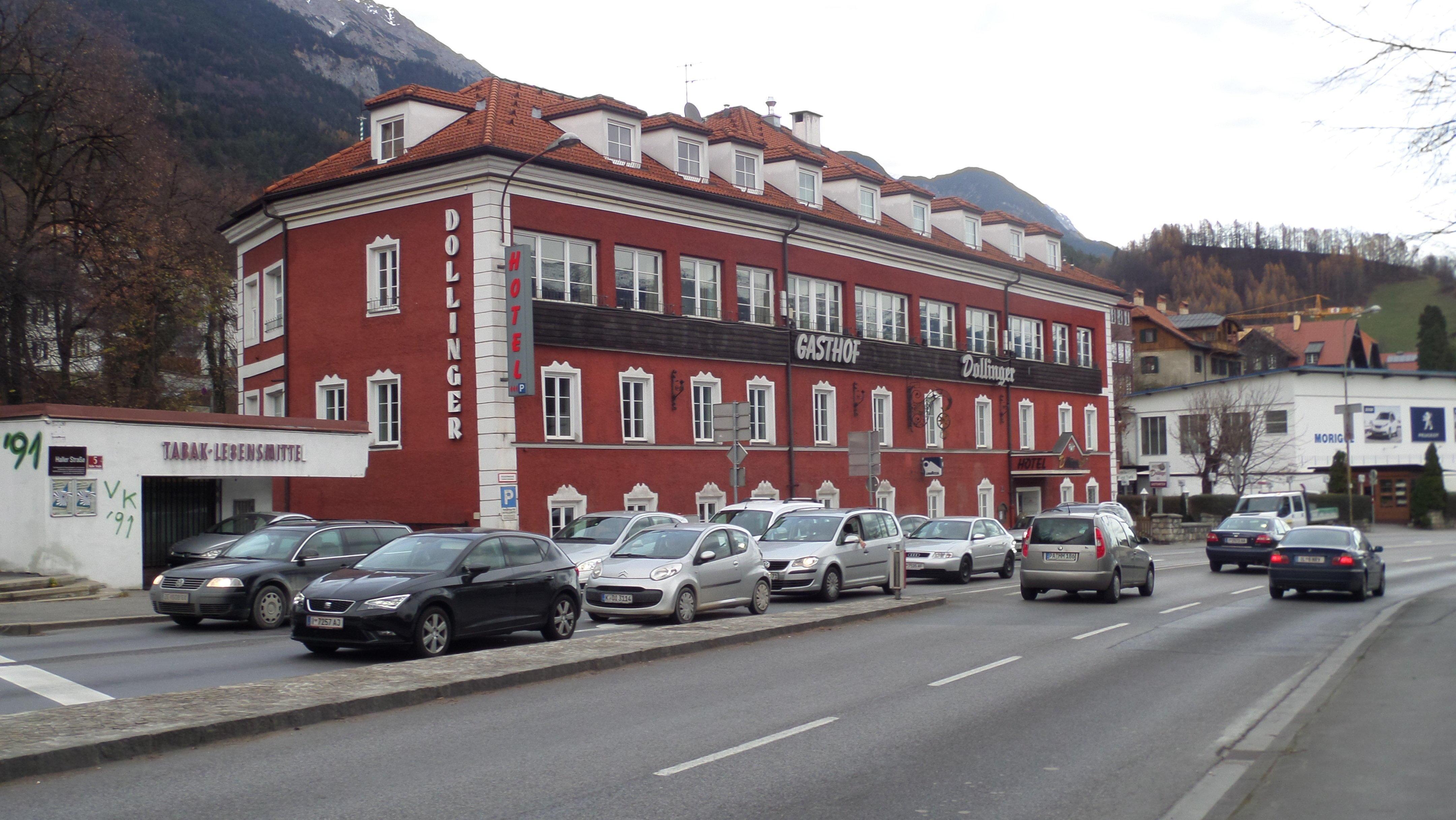 Hotel Dollinger In Innsbruck Holidaycheck Tirol Sterreich