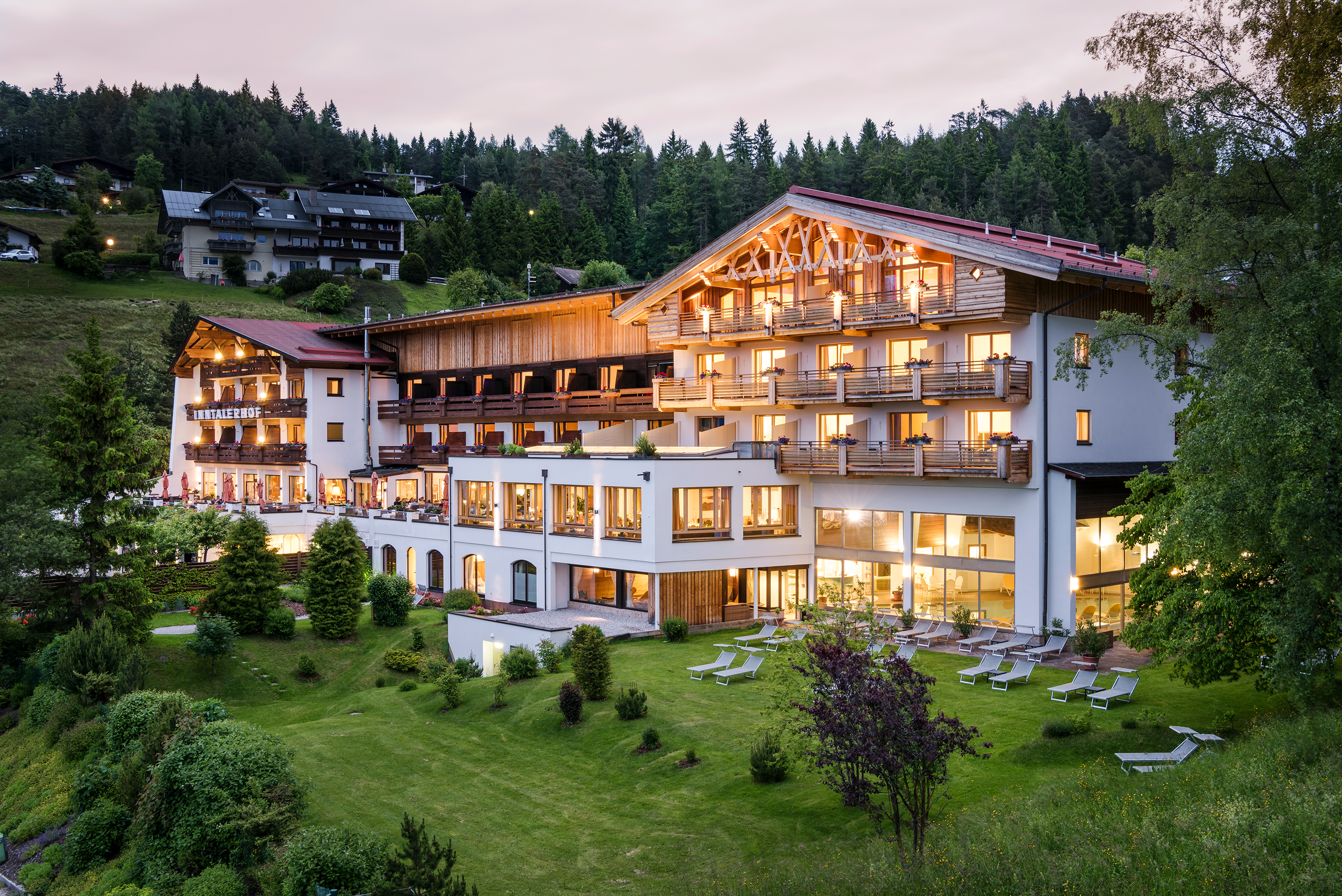 Hotel Inntaler Hof