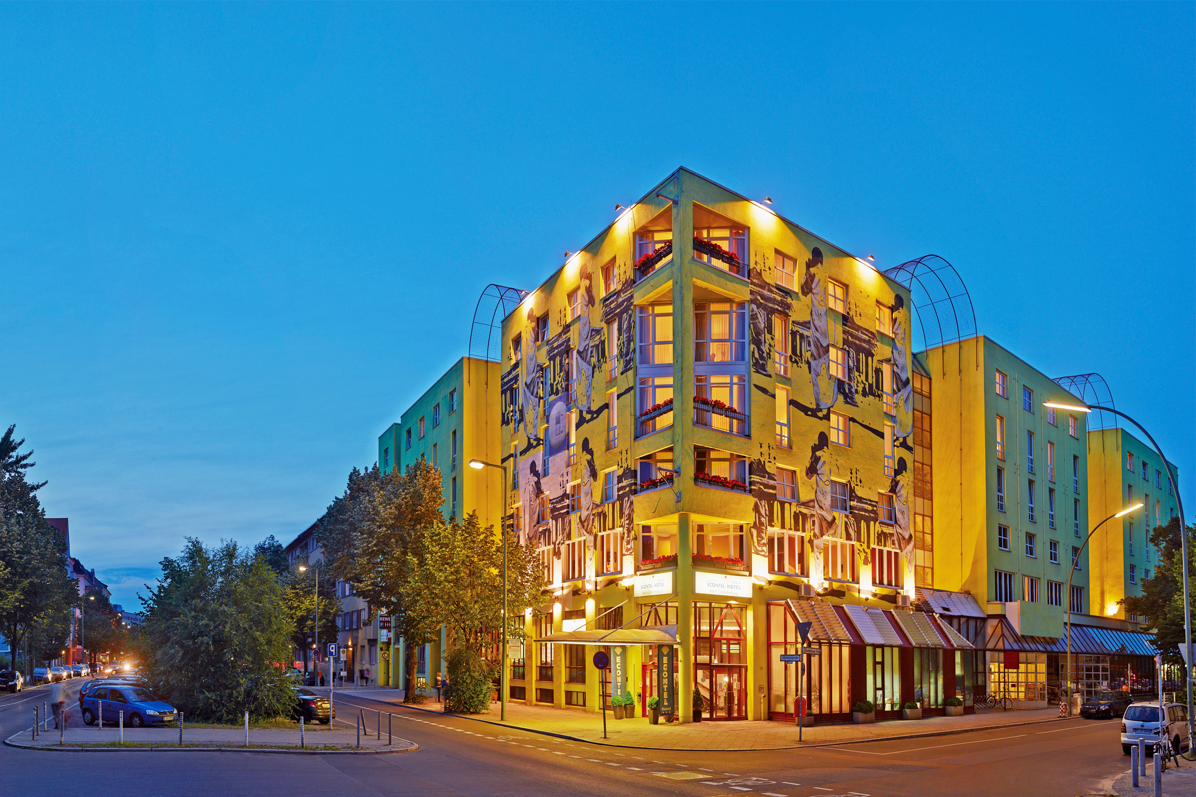 Econtel Hotel Berlin Charlottenburg In Berlin