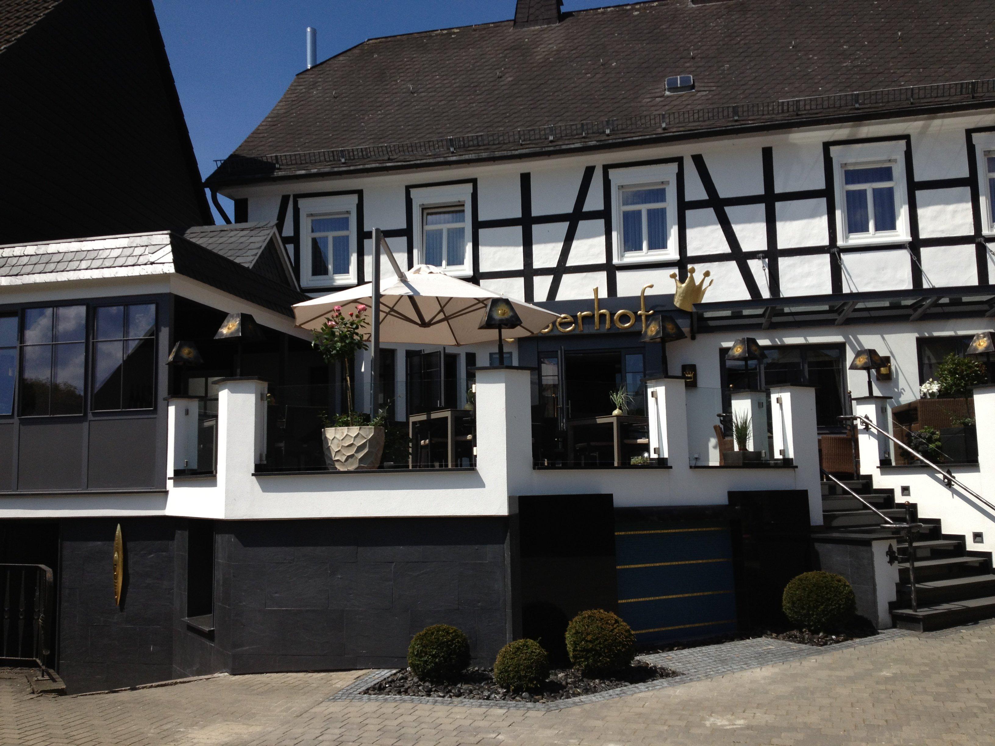 Center Hotel Kaiserhof Bewertung