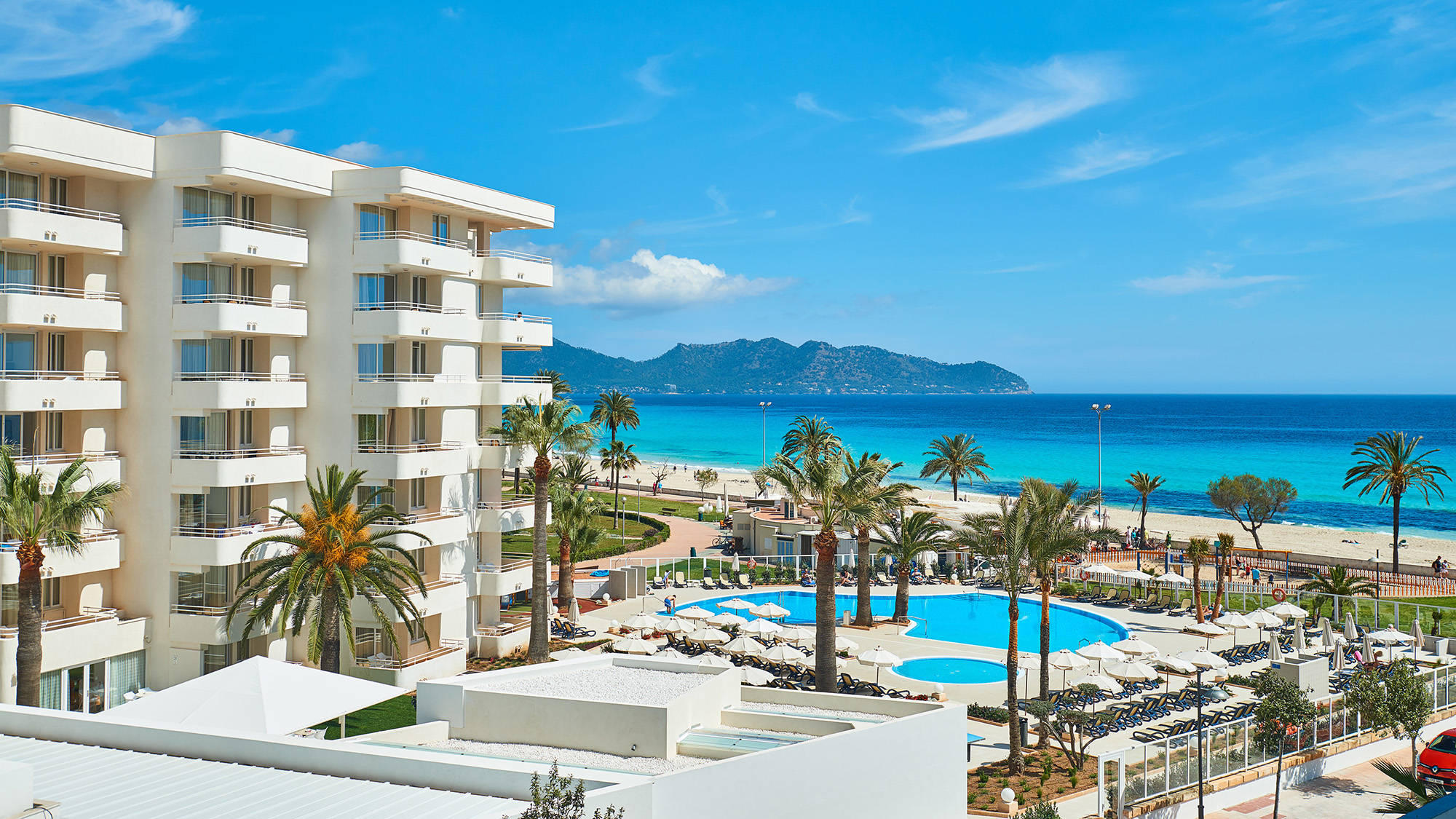 hotel hipotels mercedes in cala millor holidaycheck