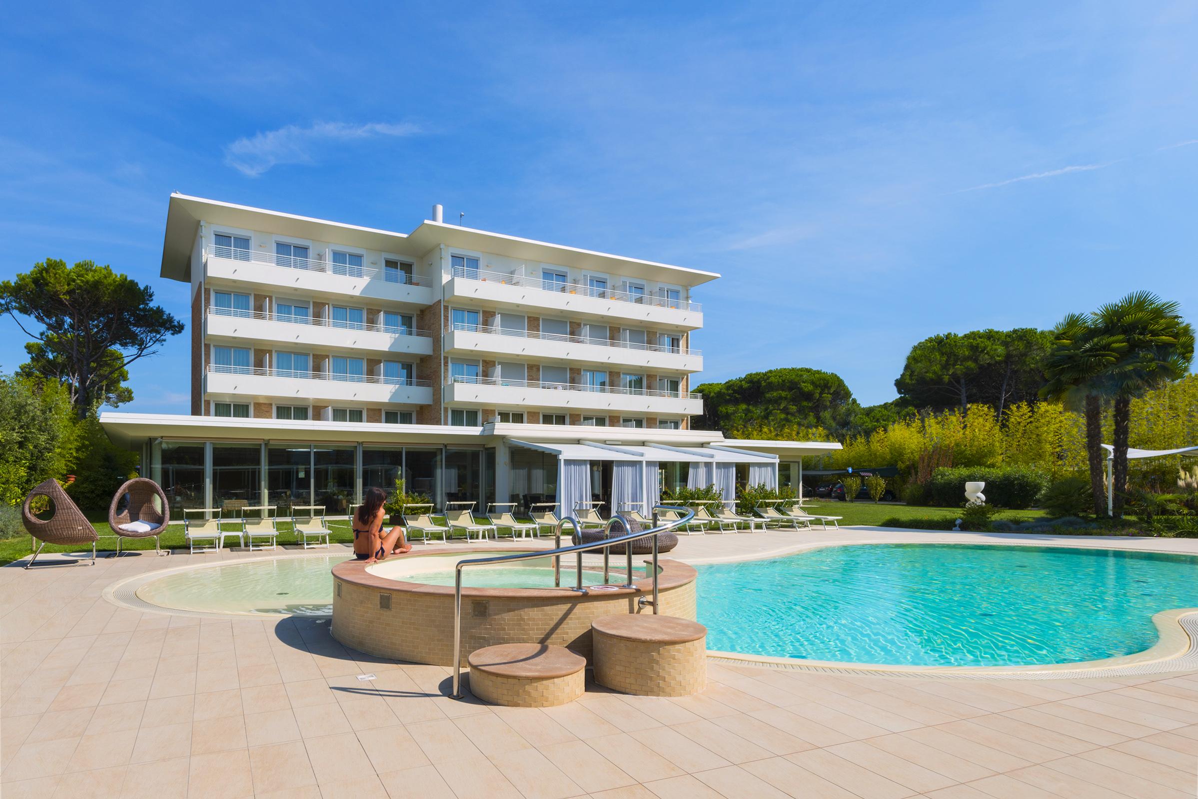 Hotel San Marco Bibione Bewertung