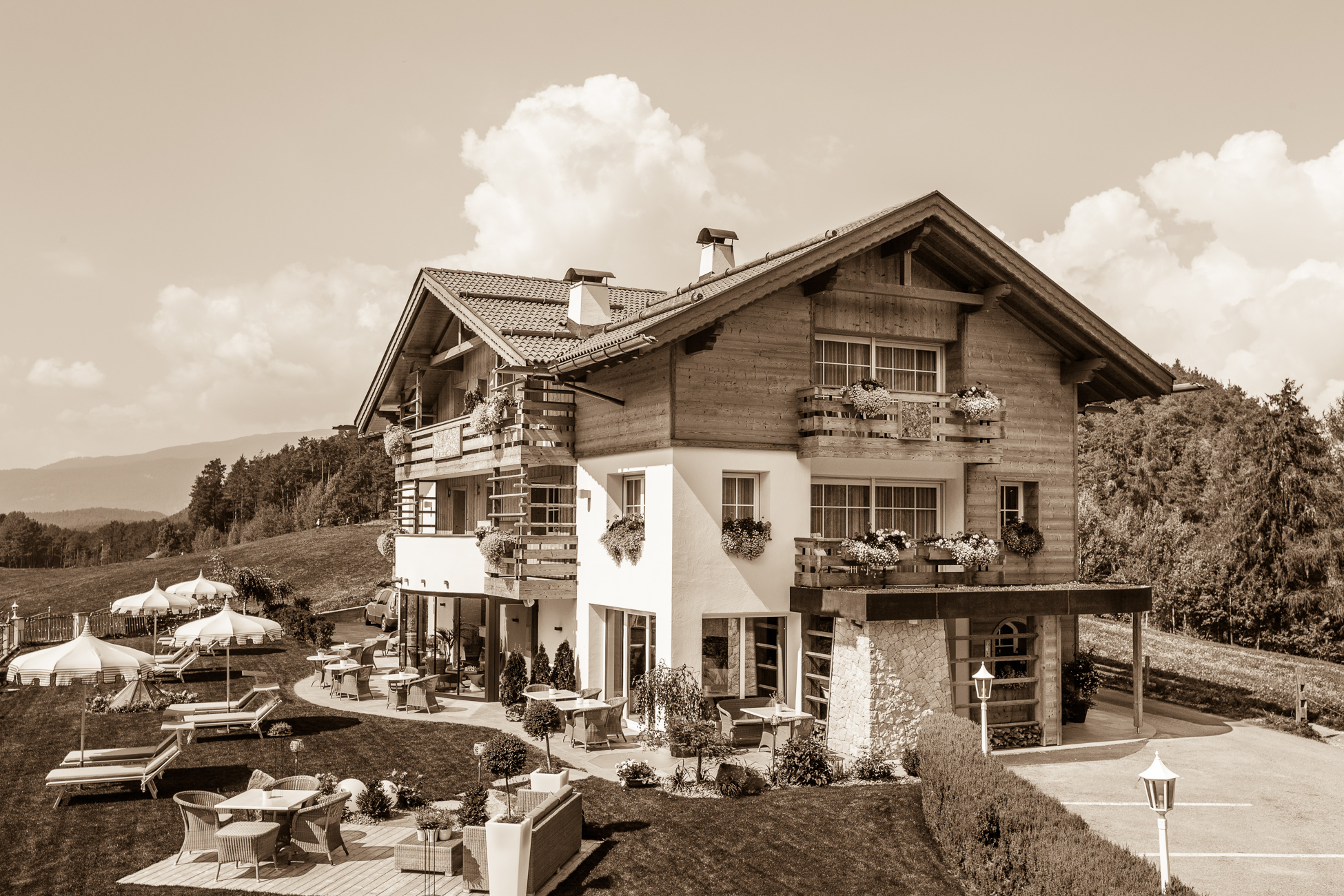 Alpine Boutique Hotel Villa Gabriela