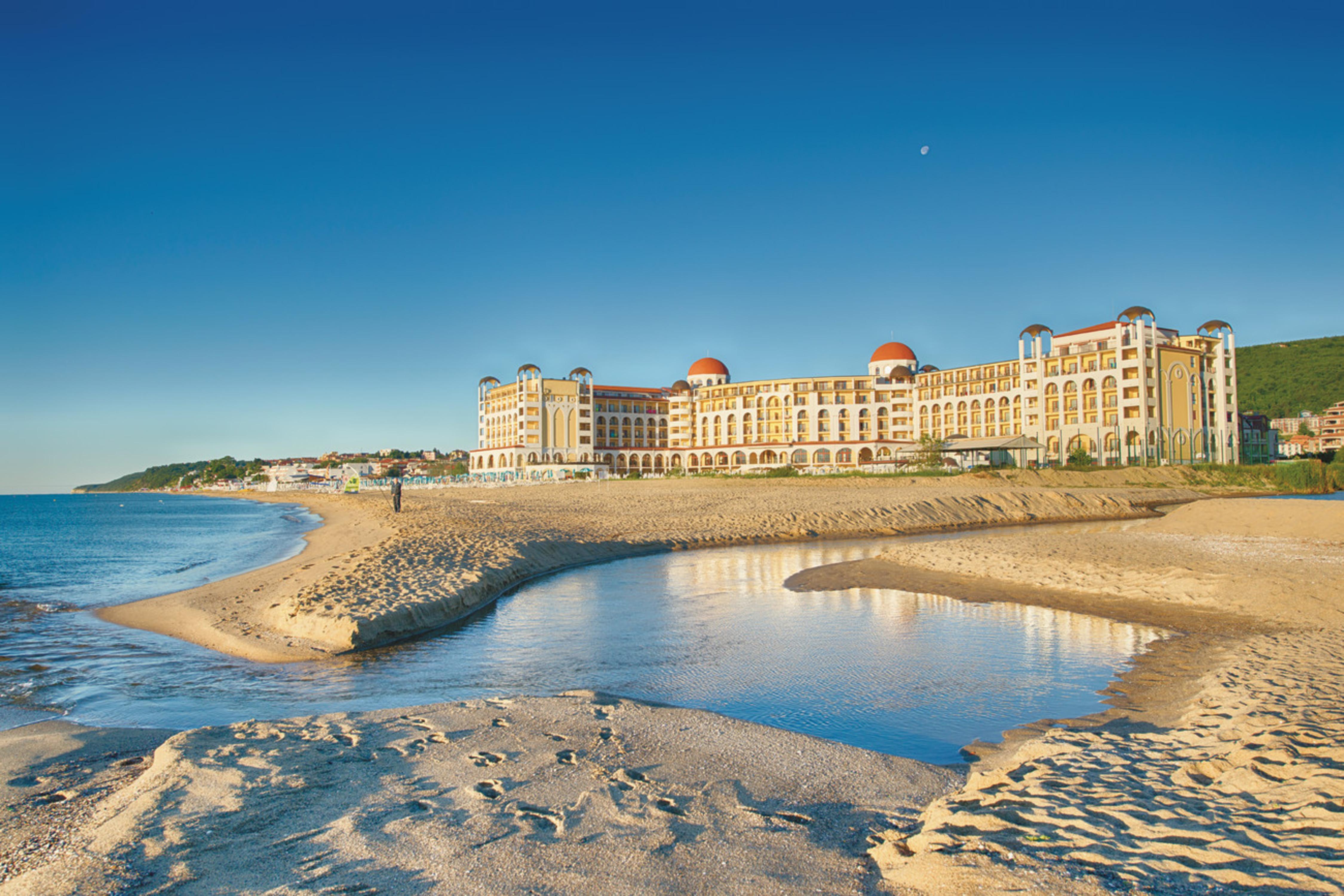 Bilder Hotel Riviera Beach Bulgarien