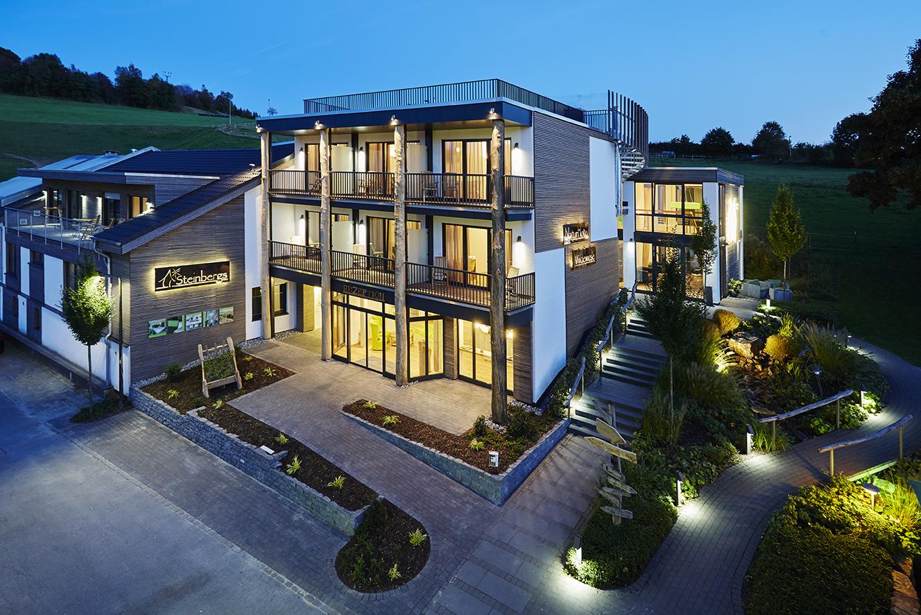 Bewertung Hotel Am Steinberg