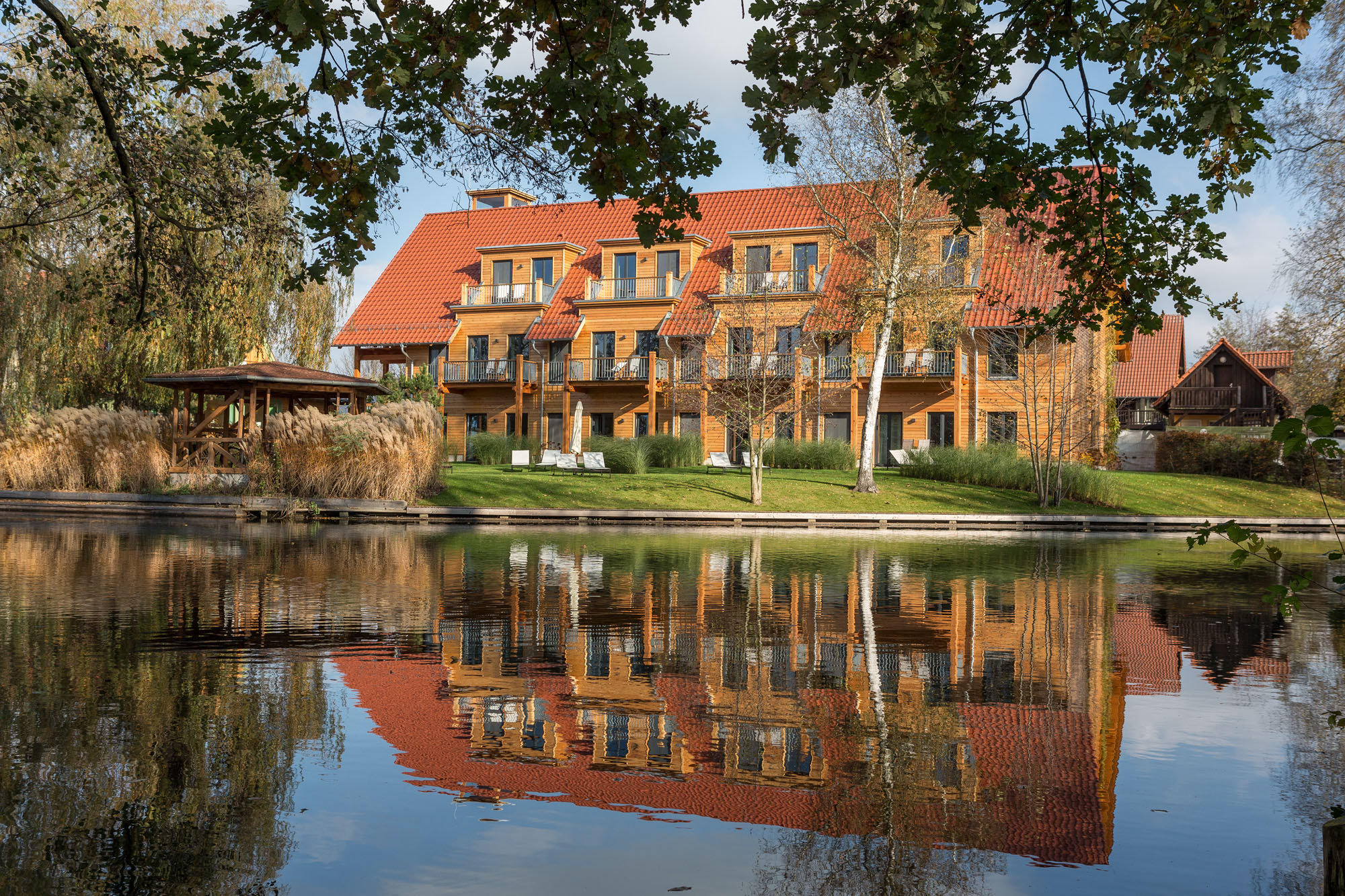 Strandhaus boutique resort spa in l bben for Boutique hotel pauschalreise