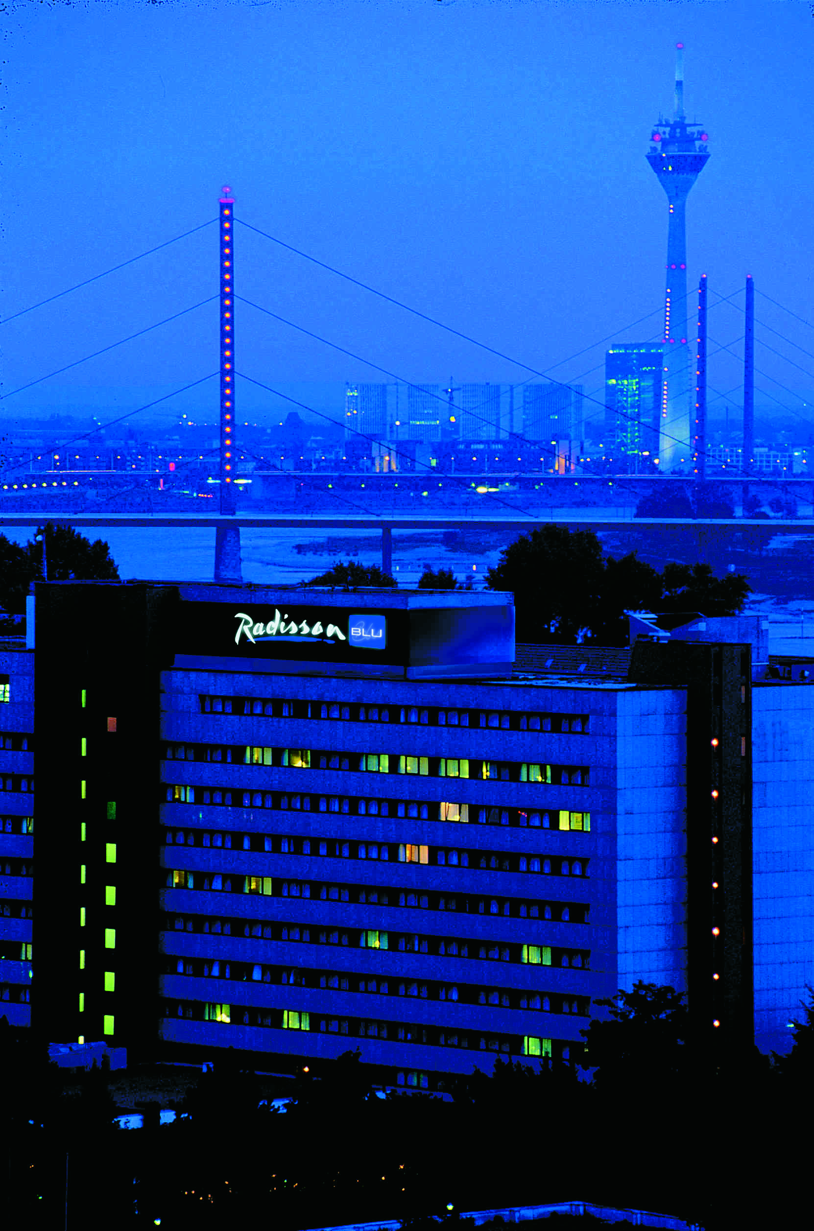 Radisson Blu Düsseldorf Silvester
