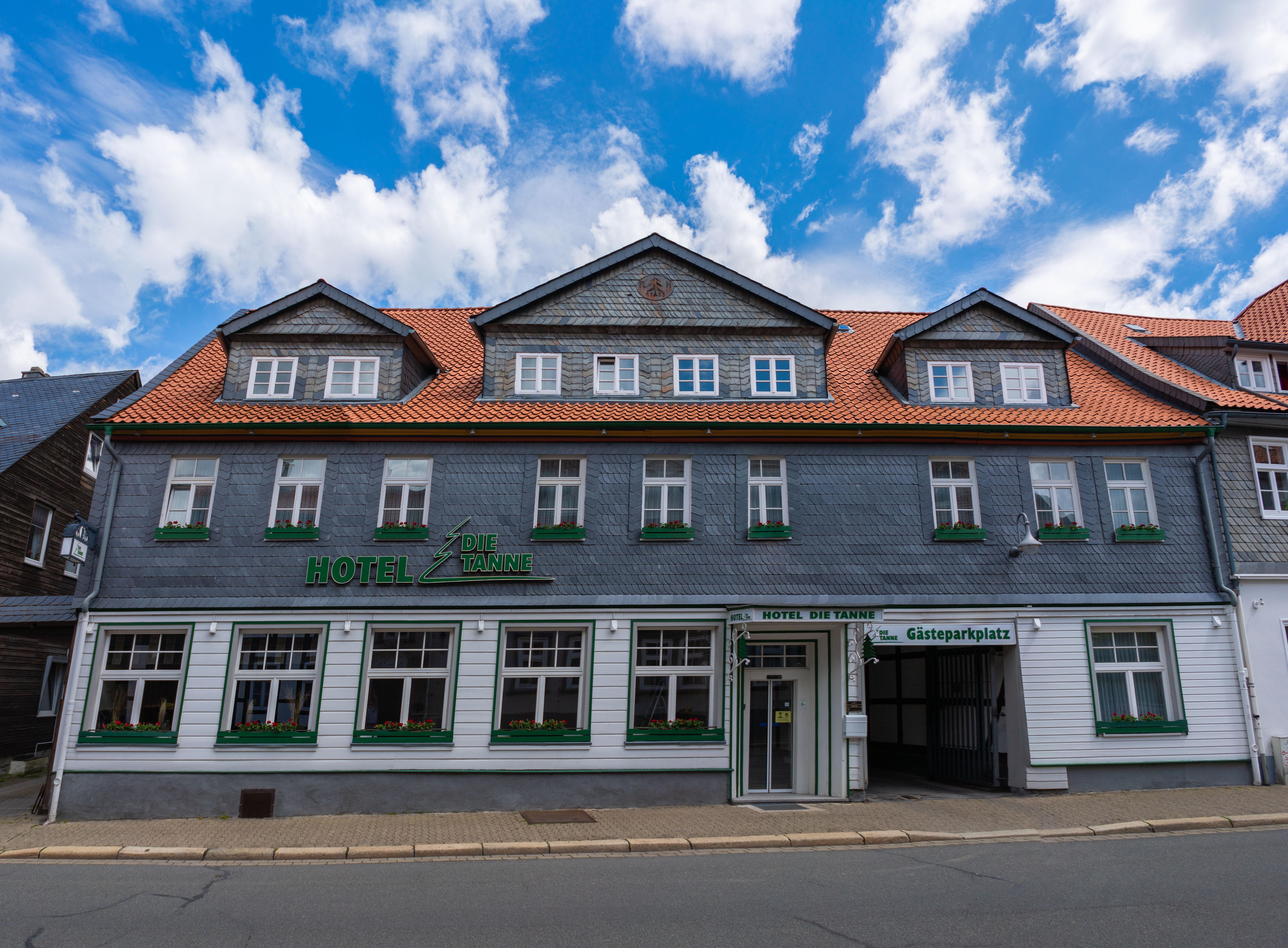 hotel die tanne in goslar holidaycheck niedersachsen. Black Bedroom Furniture Sets. Home Design Ideas