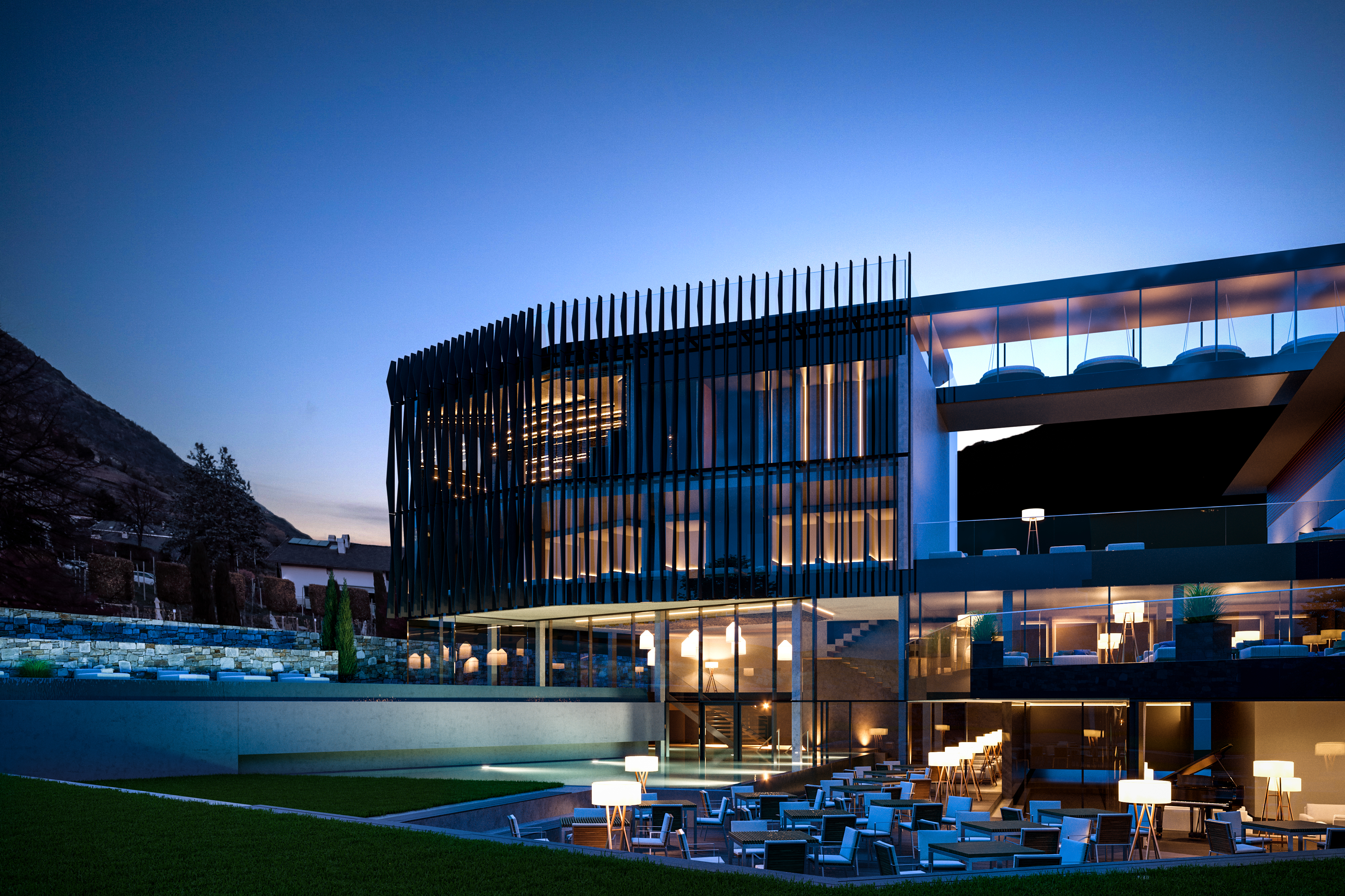 Hotel lindenhof in naturno naturns holidaycheck for Design hotel niedersachsen