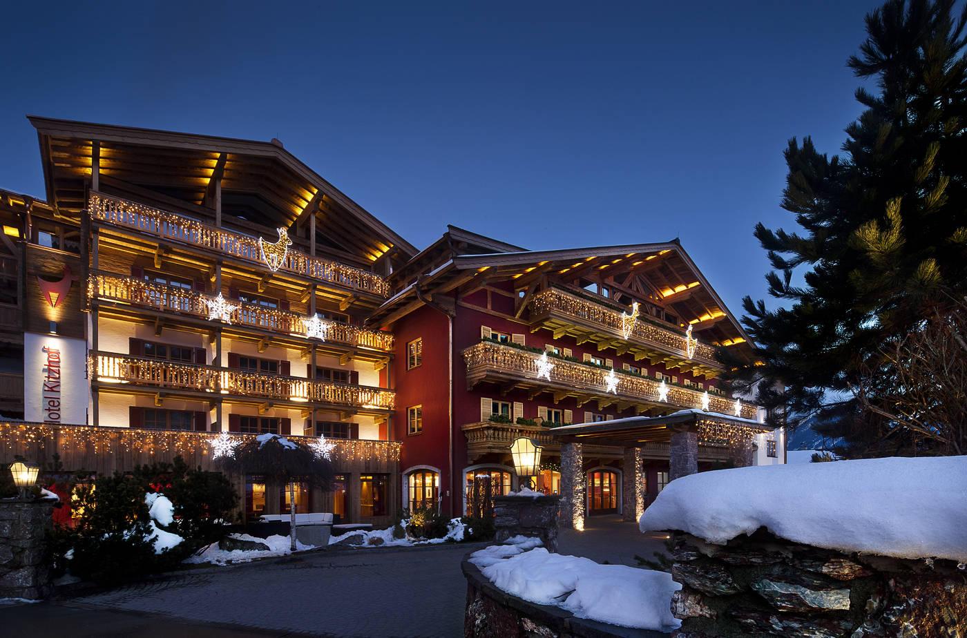 Hotel kitzhof mountain design resort in kitzb hel for Hotel design tirol
