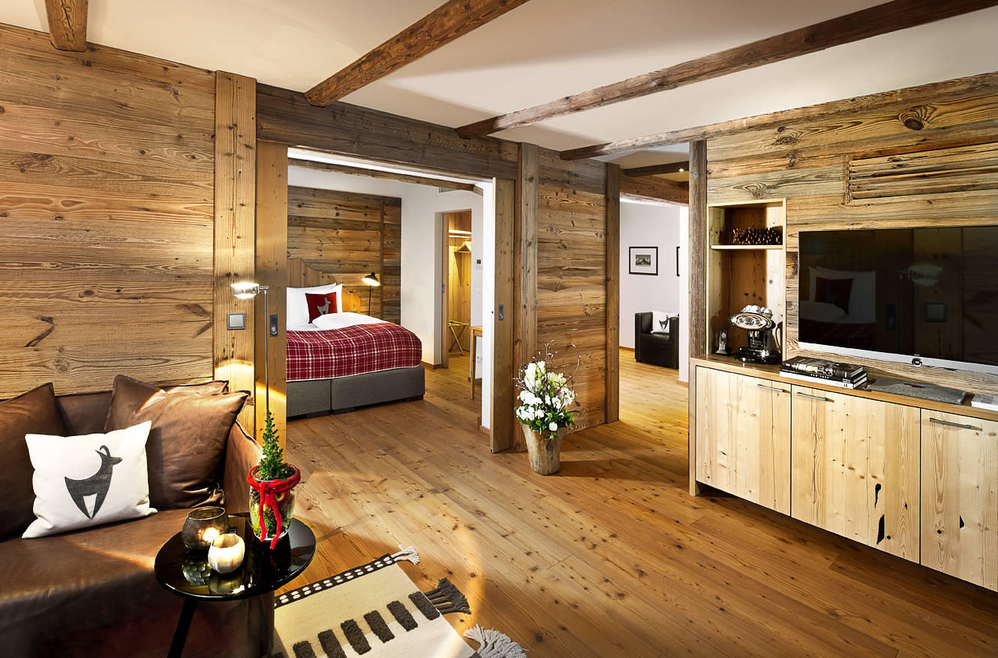 Hotel kitzhof mountain design resort in kitzb hel for Design hotels skiurlaub