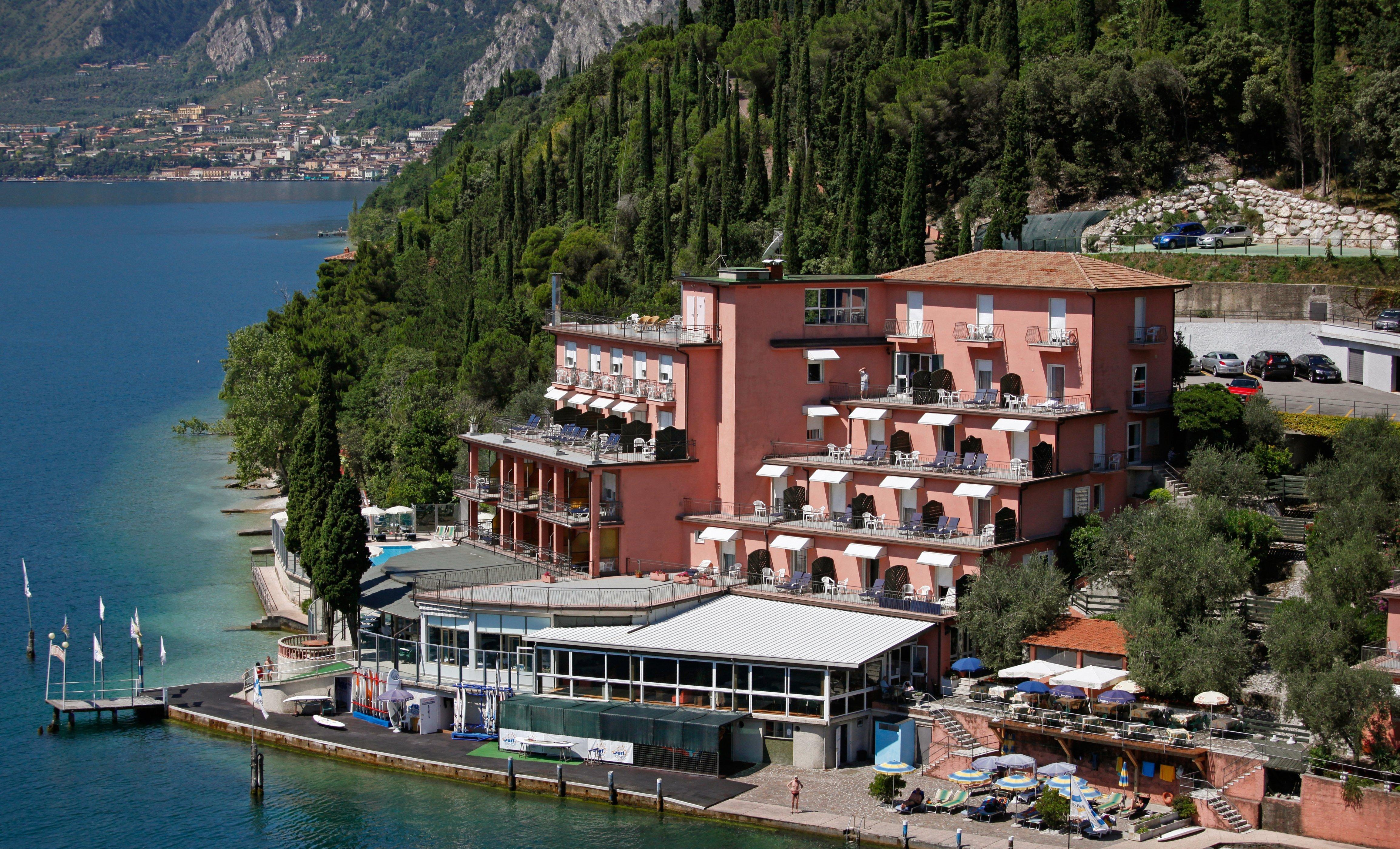 Limone Sul Garda Hotels  Sterne