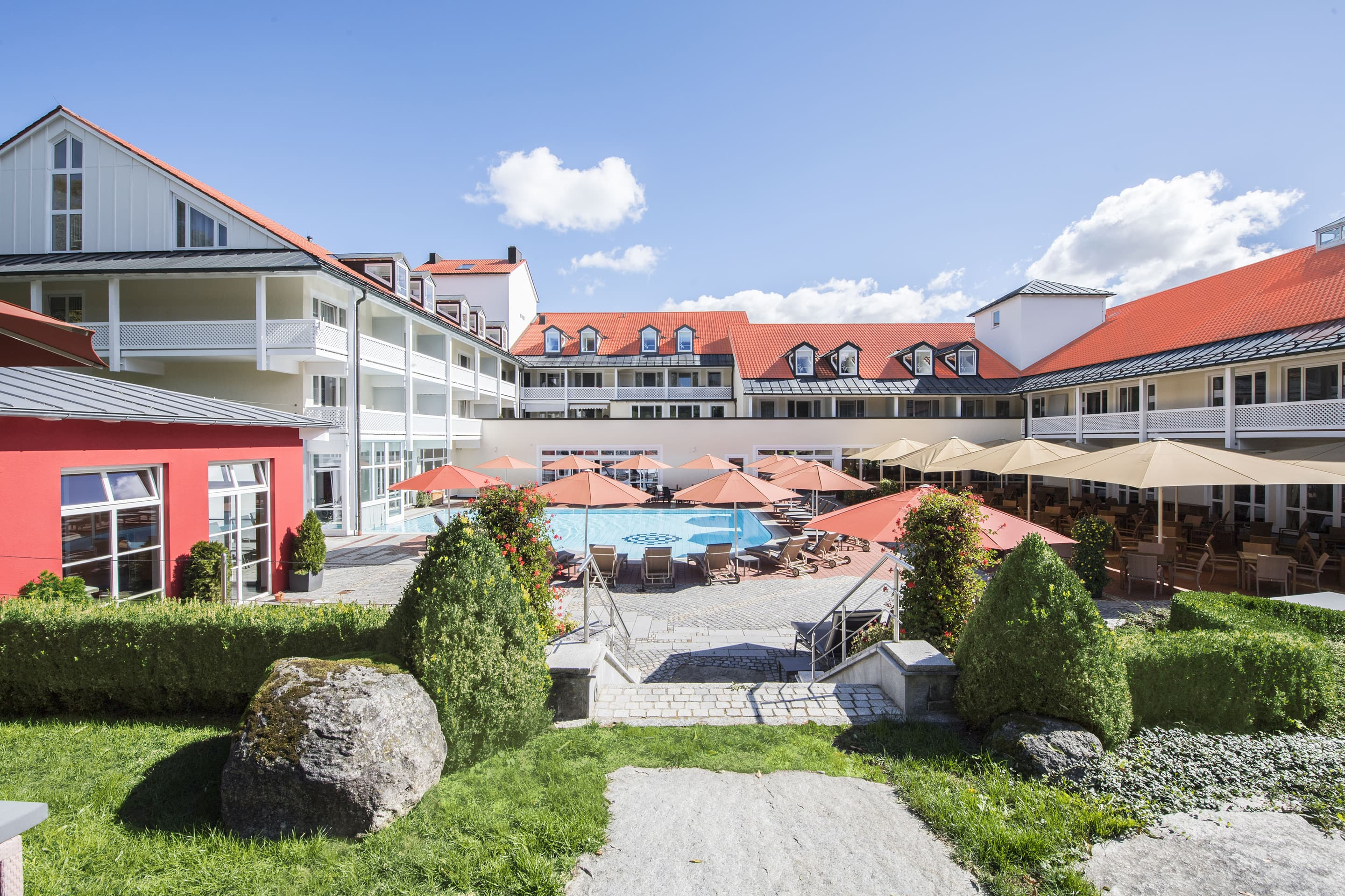 Hotel St Wolfgang In Bad Griesbach Im Rottal